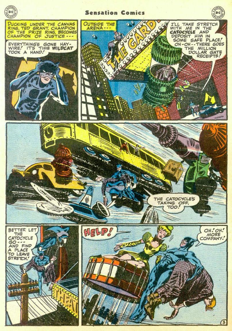 Read online Sensation (Mystery) Comics comic -  Issue #67 - 44