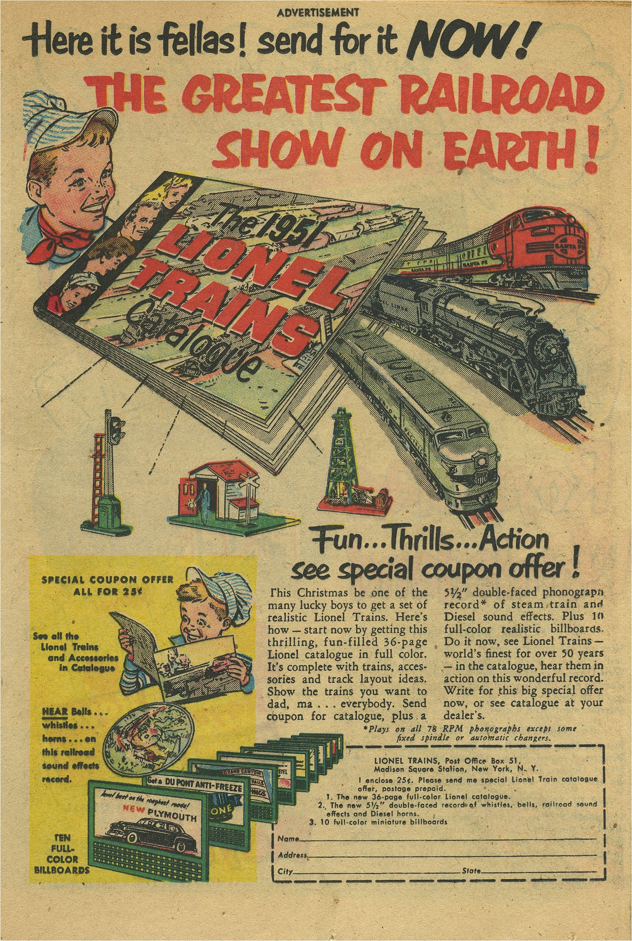 Read online Adventure Comics (1938) comic -  Issue #171 - 21