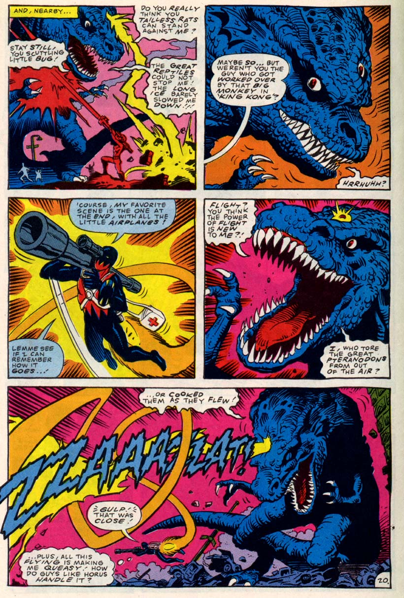 Read online 1963 comic -  Issue #2 - 21