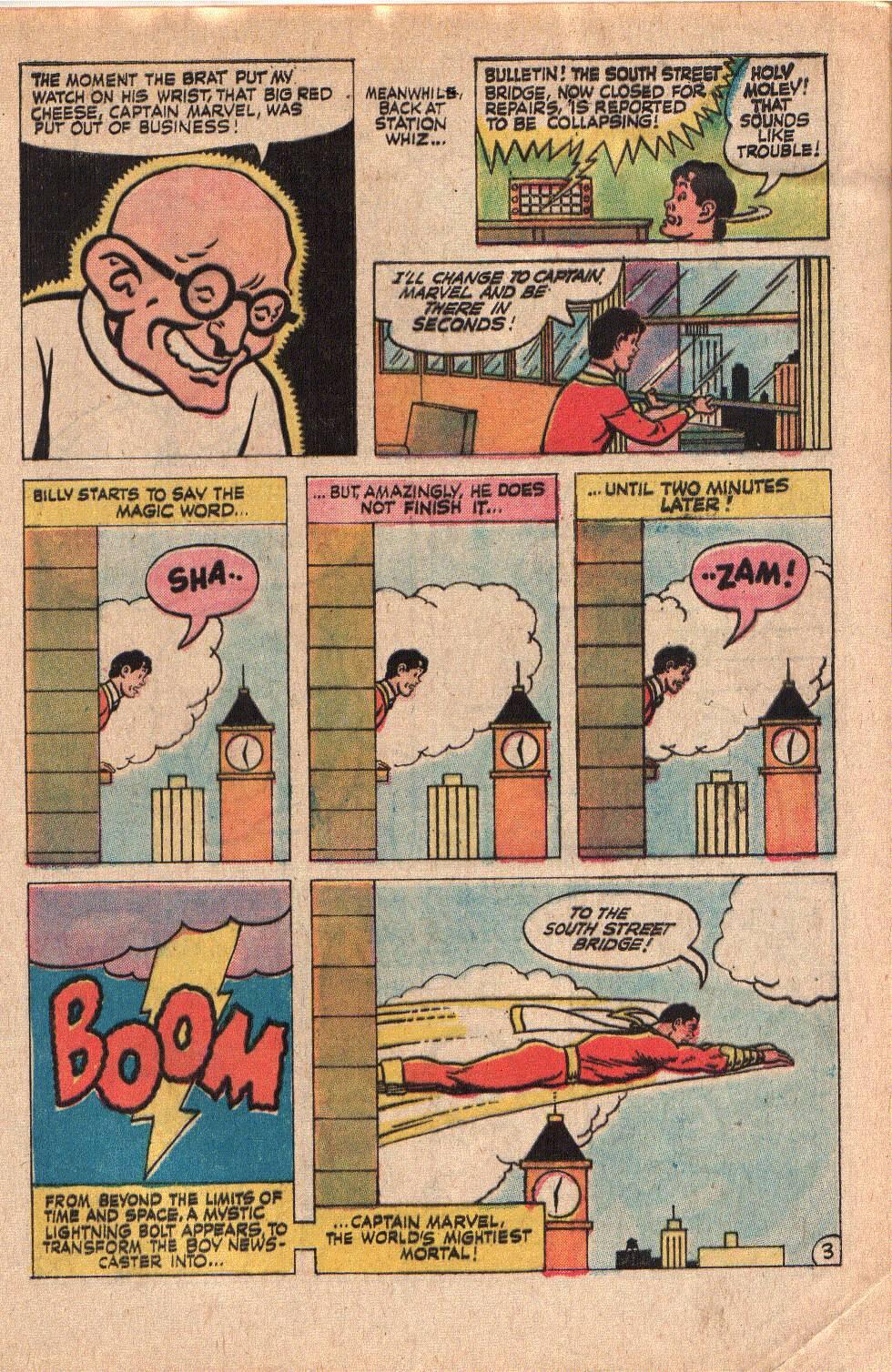 Read online Shazam! (1973) comic -  Issue #6 - 5