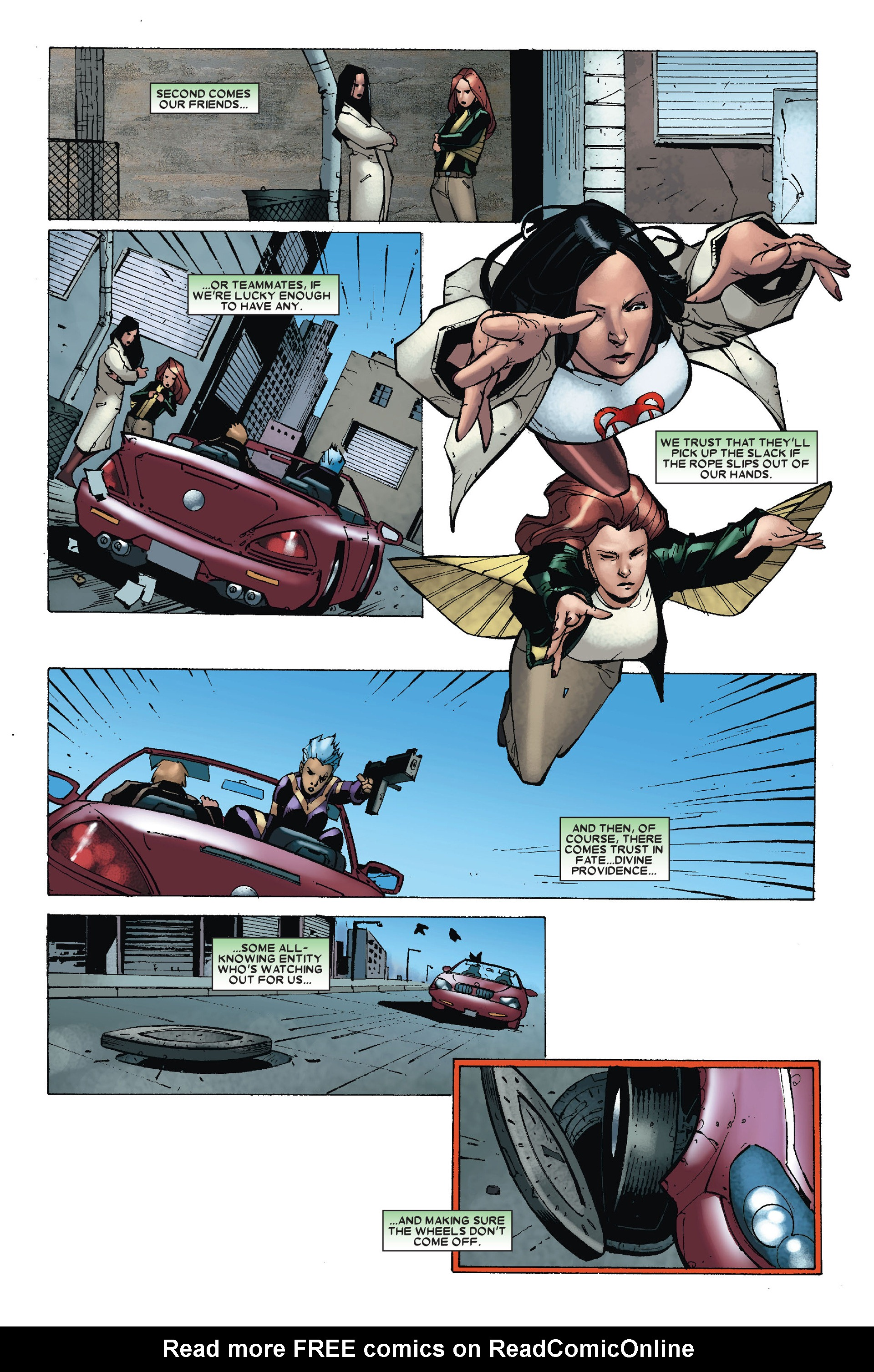 Read online X-Factor (2006) comic -  Issue #18 - 23