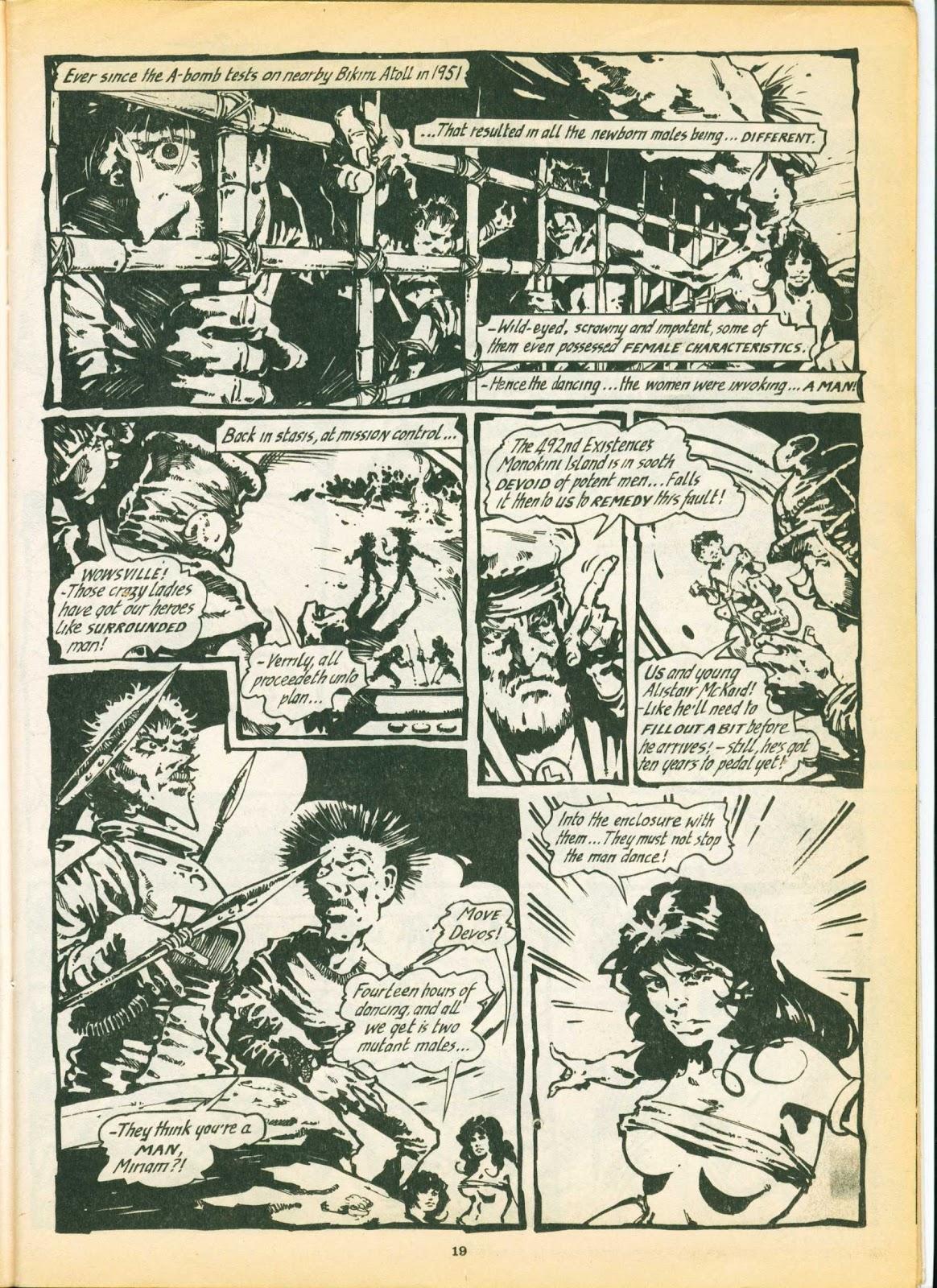 Warrior Issue #6 #7 - English 19