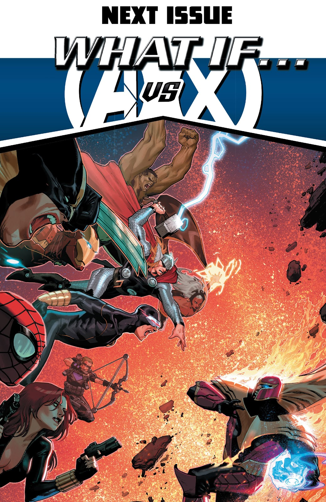 Read online What If? AvX comic -  Issue #3 - 21