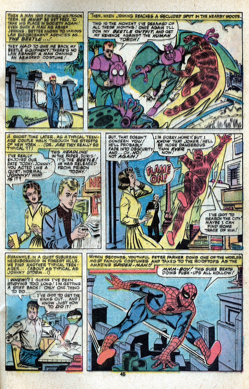 Giant-Size Spider-Man (1974) issue 5 - Page 47