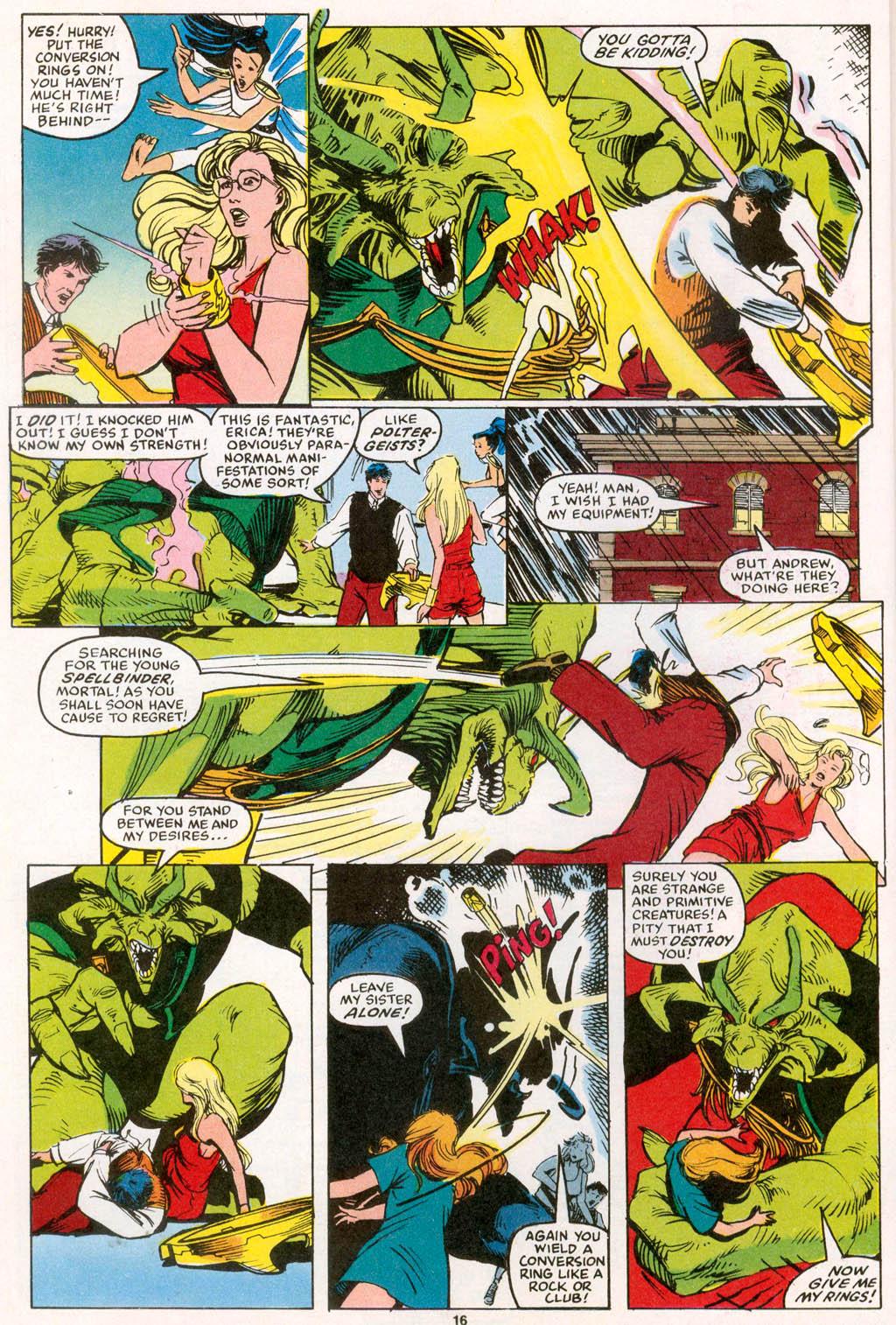 Read online Spellbound comic -  Issue #1 - 17