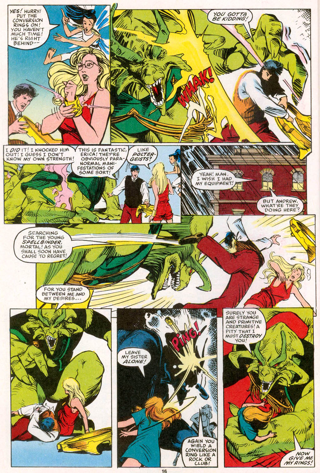 Spellbound (1988) issue 1 - Page 17