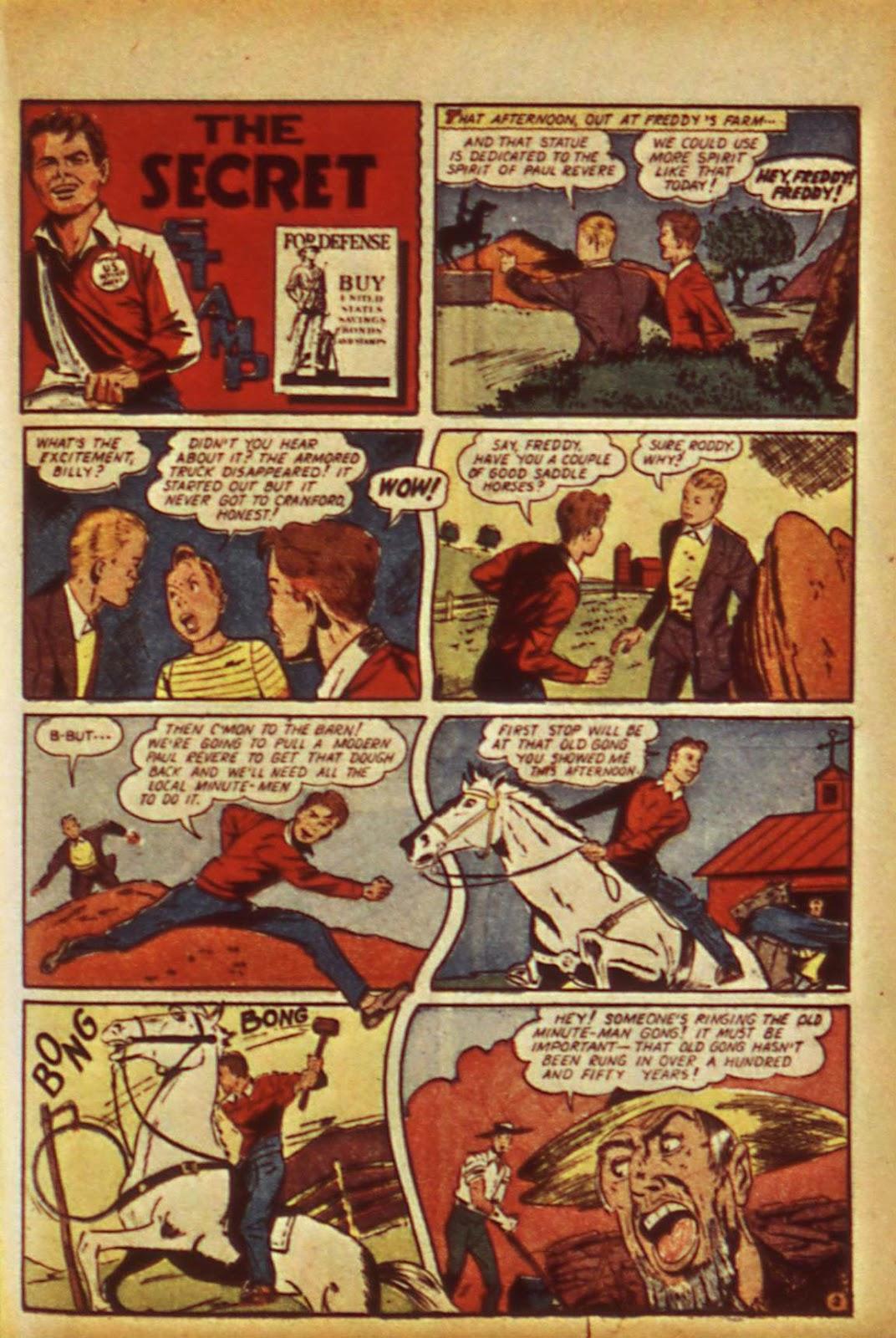 USA Comics issue 7 - Page 47