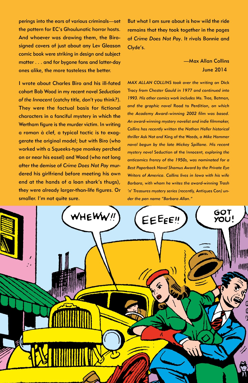 Read online Crime Does Not Pay Archives comic -  Issue # TPB 9 (Part 1) - 12