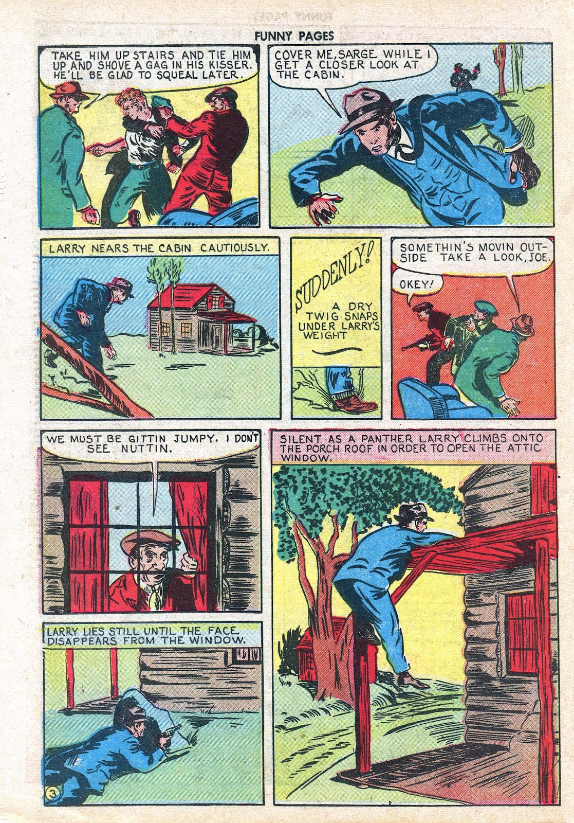 Funny Pages issue 42 - Page 21