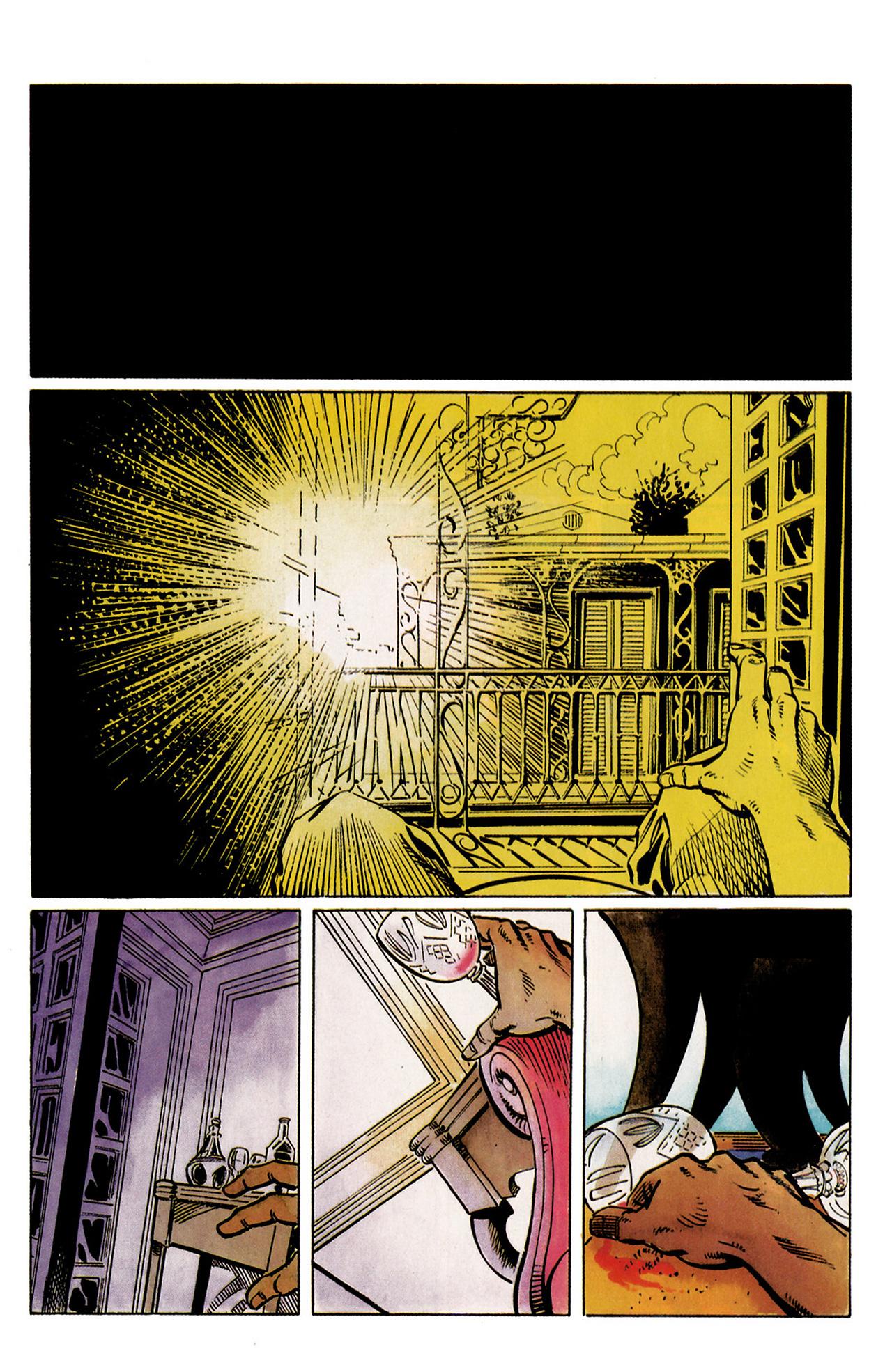 Read online Shadowman (1992) comic -  Issue #1 - 11