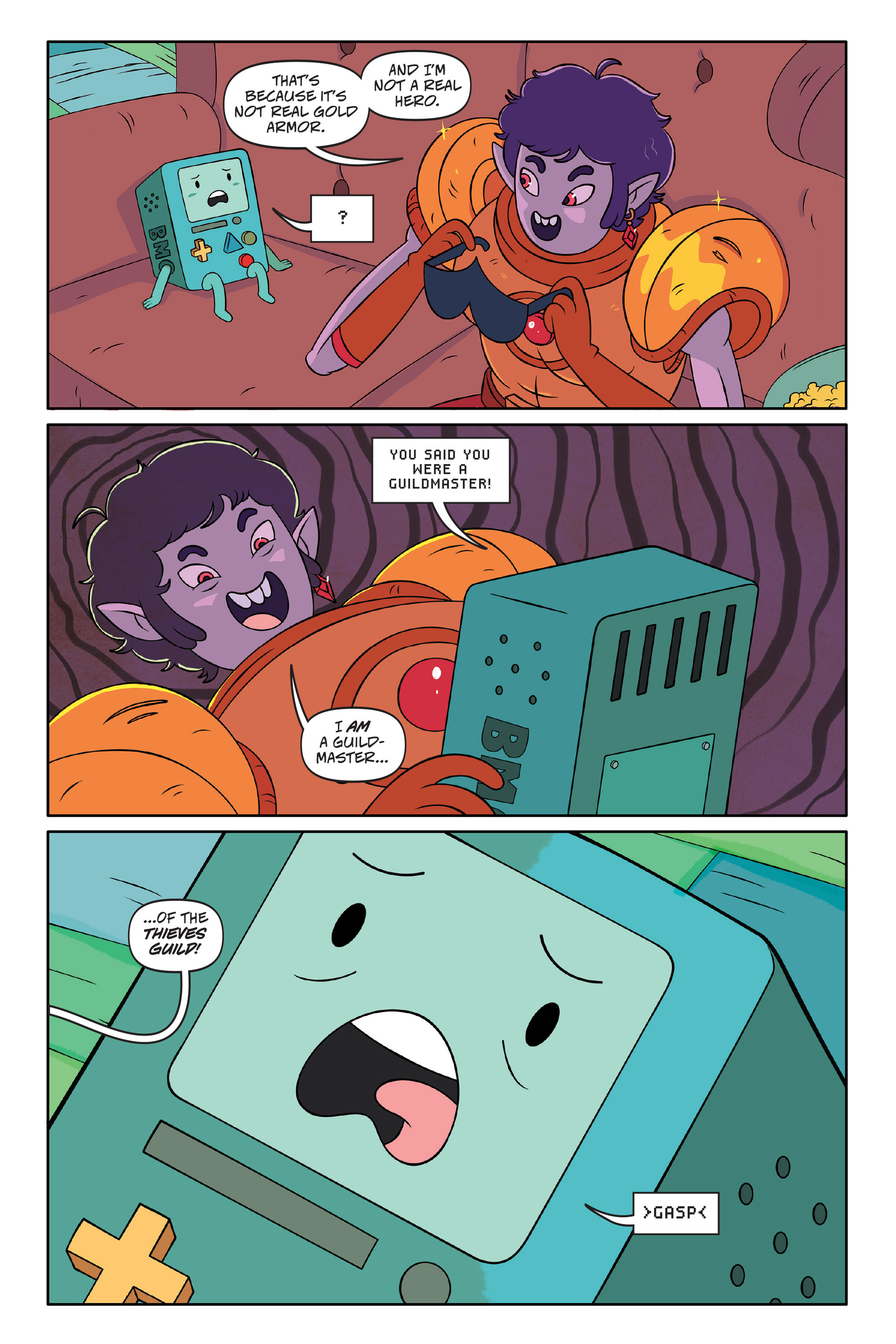 Read online Adventure Time: The Four Castles comic -  Issue #Adventure Time: The Four Castles TPB - 31