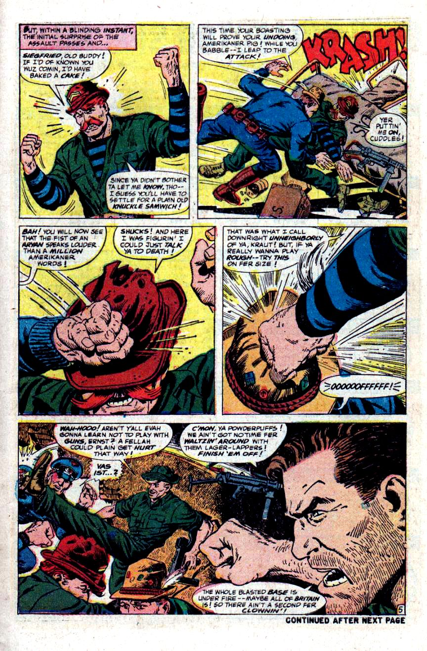 Read online Sgt. Fury comic -  Issue #48 - 7