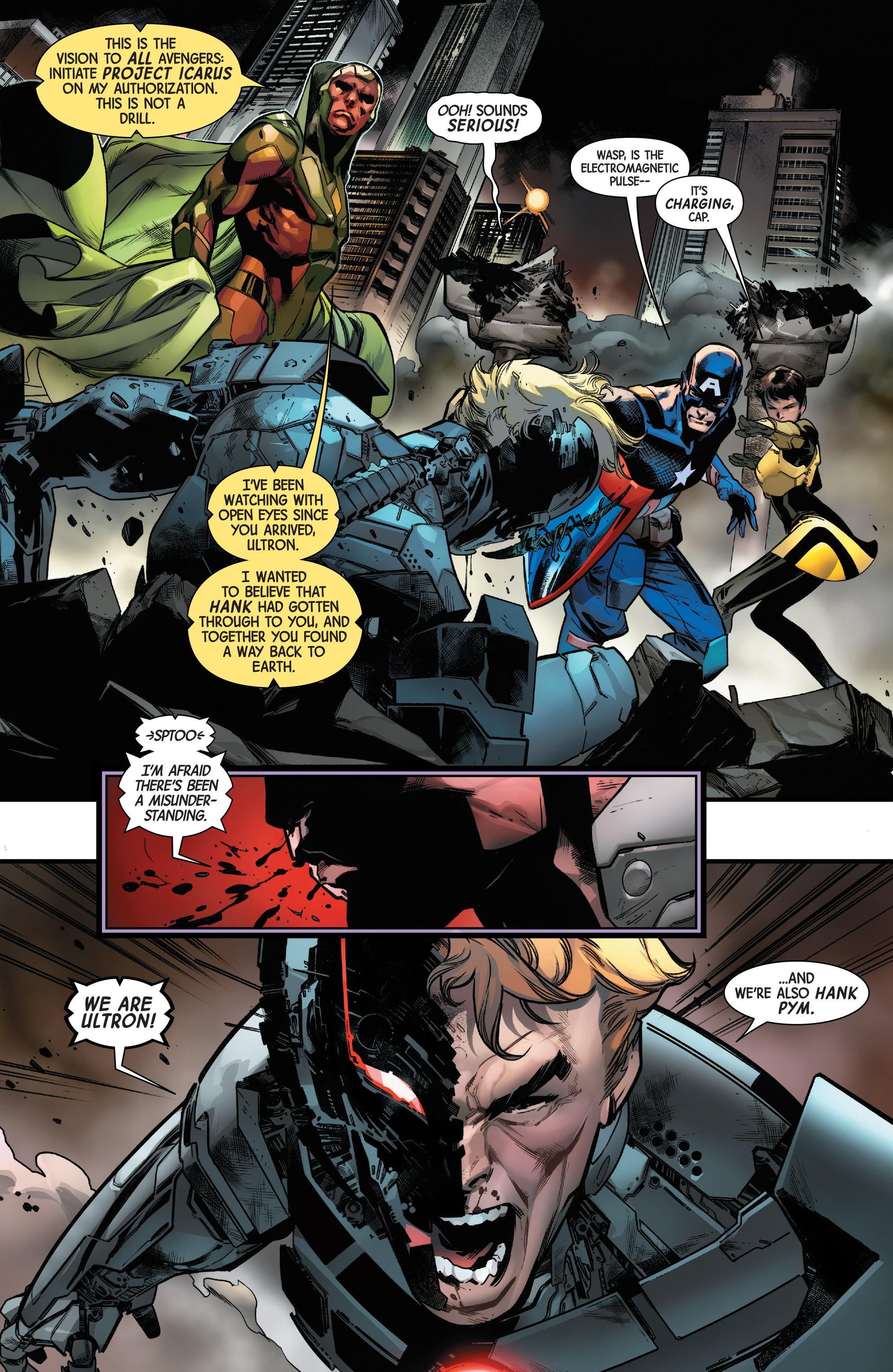 Read online Uncanny Avengers [II] comic -  Issue #11 - 6