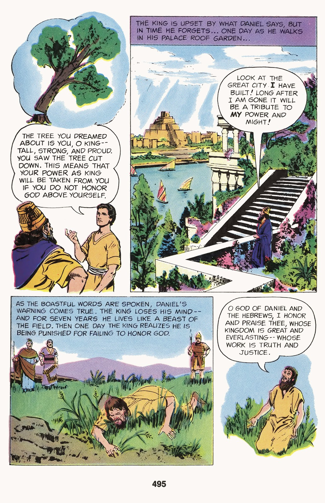 The Picture Bible issue TPB (Part 5) - Page 98
