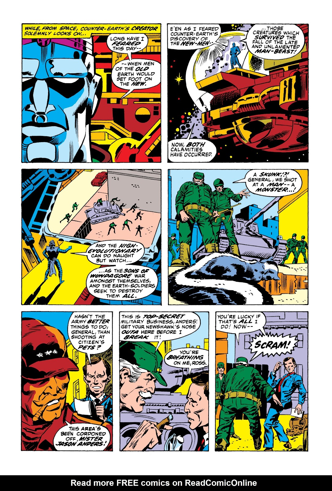Read online Marvel Masterworks: The Incredible Hulk comic -  Issue # TPB 9 (Part 1) - 38