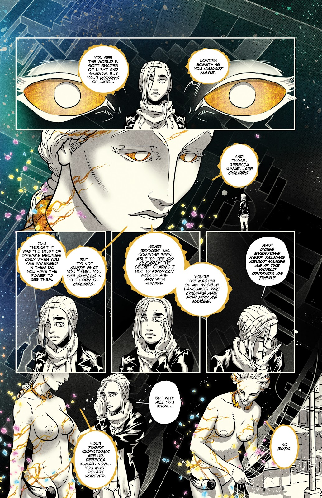 Read online Nomen Omen comic -  Issue #4 - 23