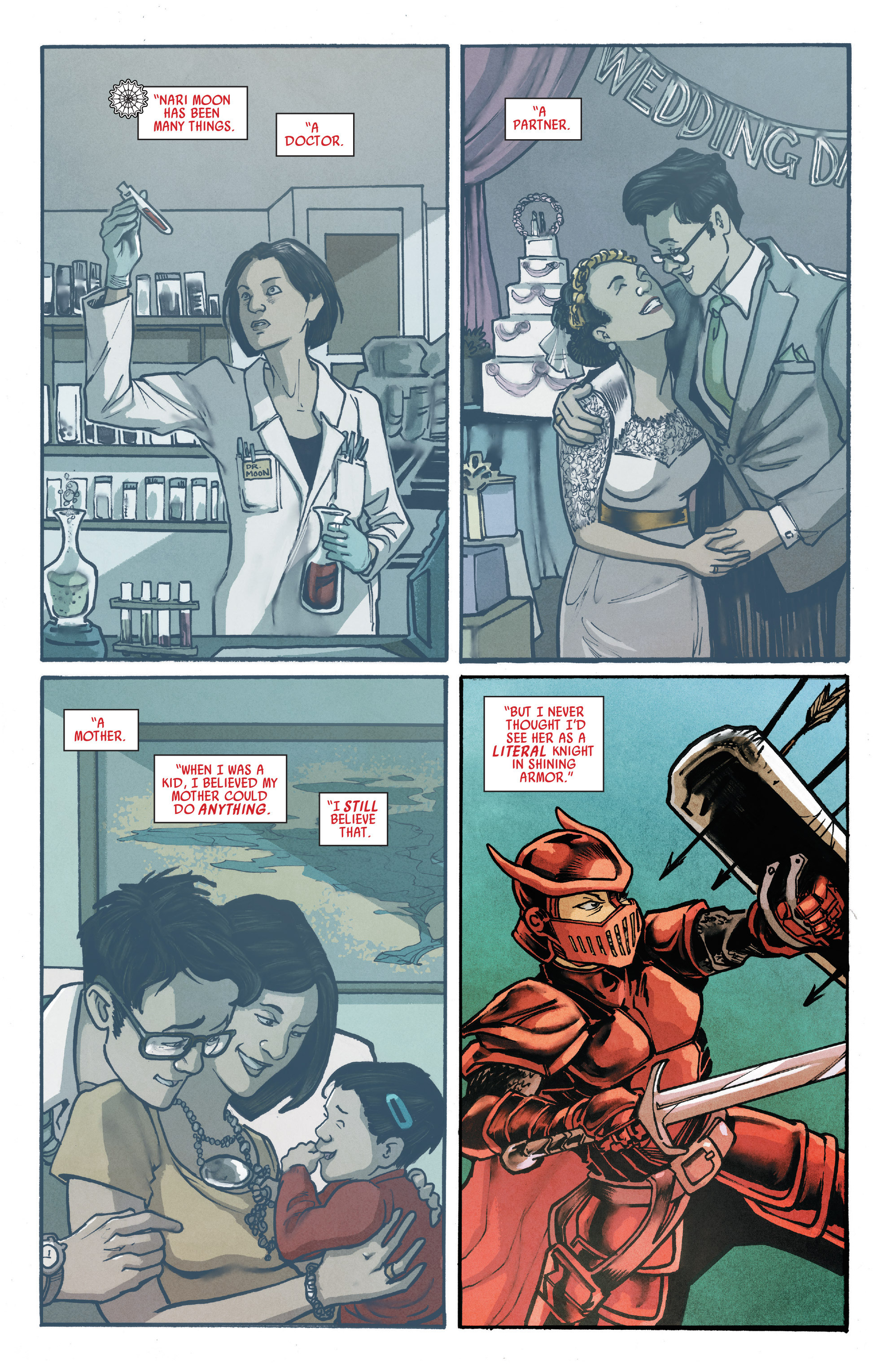 Read online Silk (2016) comic -  Issue #13 - 3