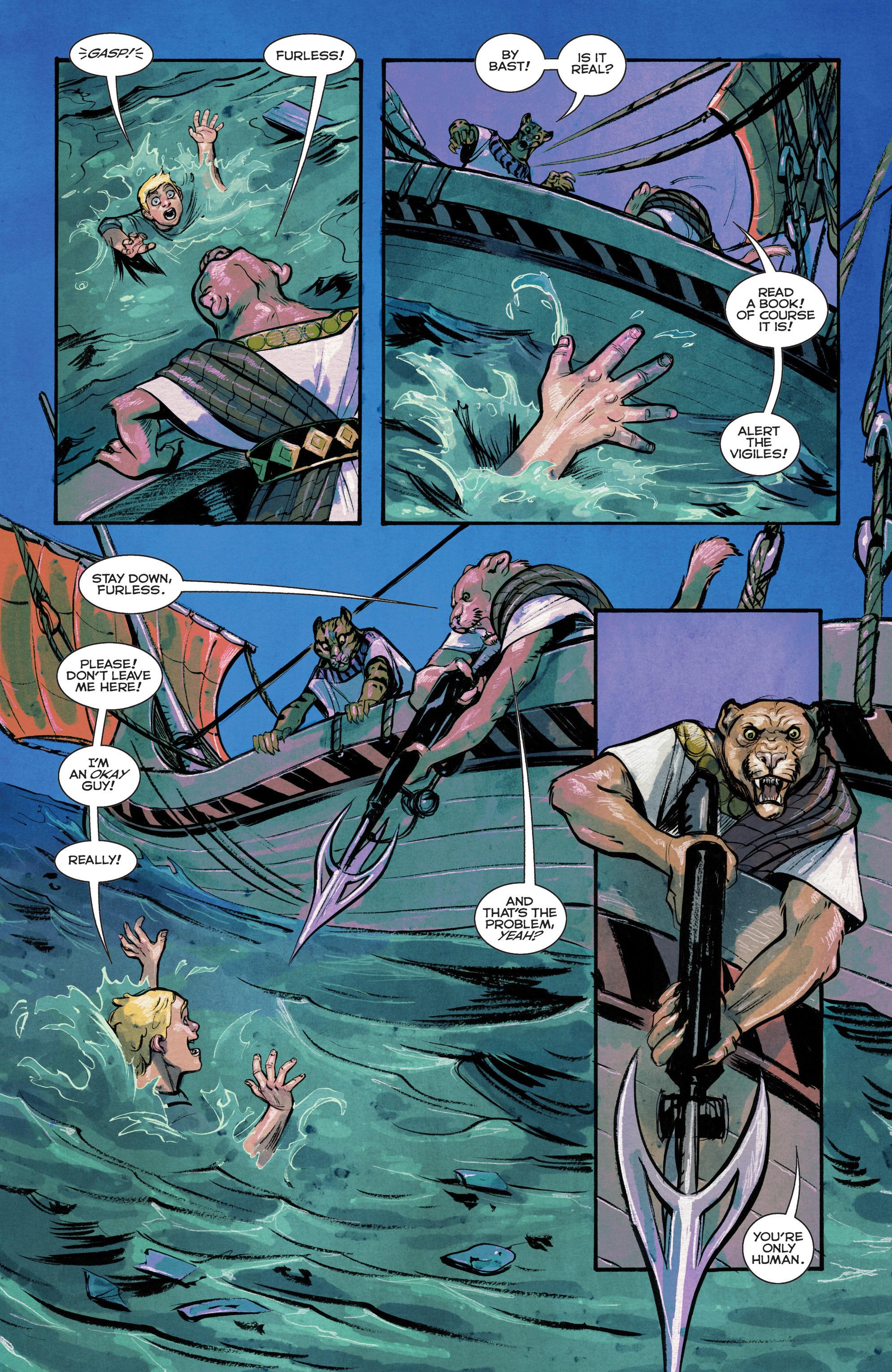 Read online Shutter comic -  Issue #15 - 11
