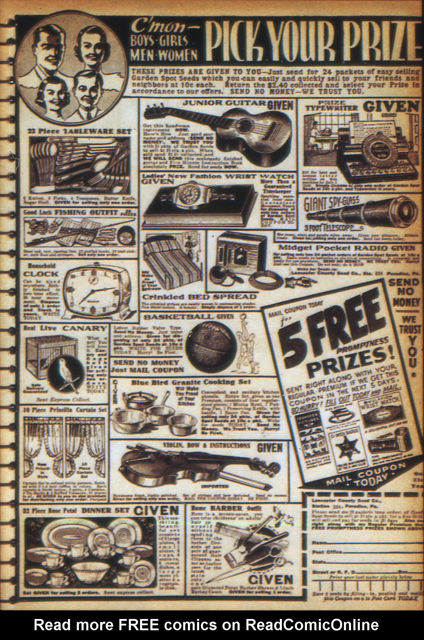 Read online Adventure Comics (1938) comic -  Issue #49 - 67