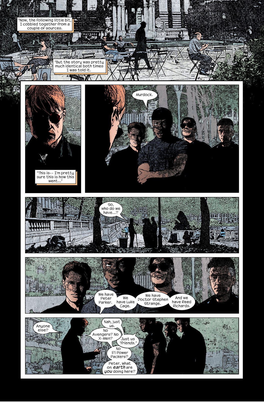 Read online Daredevil (1998) comic -  Issue # _Ultimate_Collection TPB 2 (Part 3) - 42