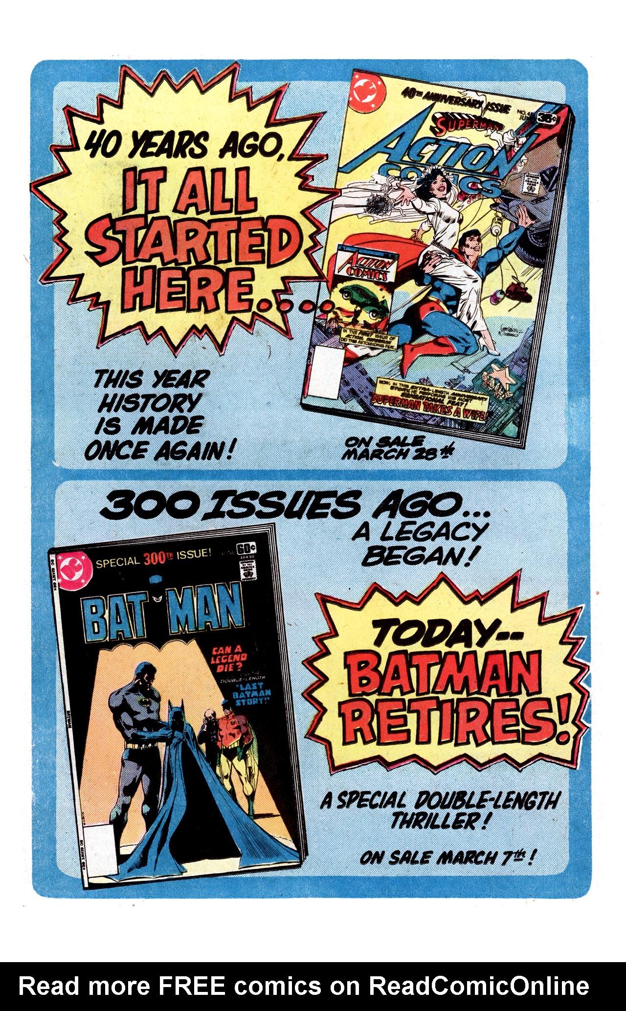 Read online Secret Society of Super-Villains comic -  Issue #15 - 14