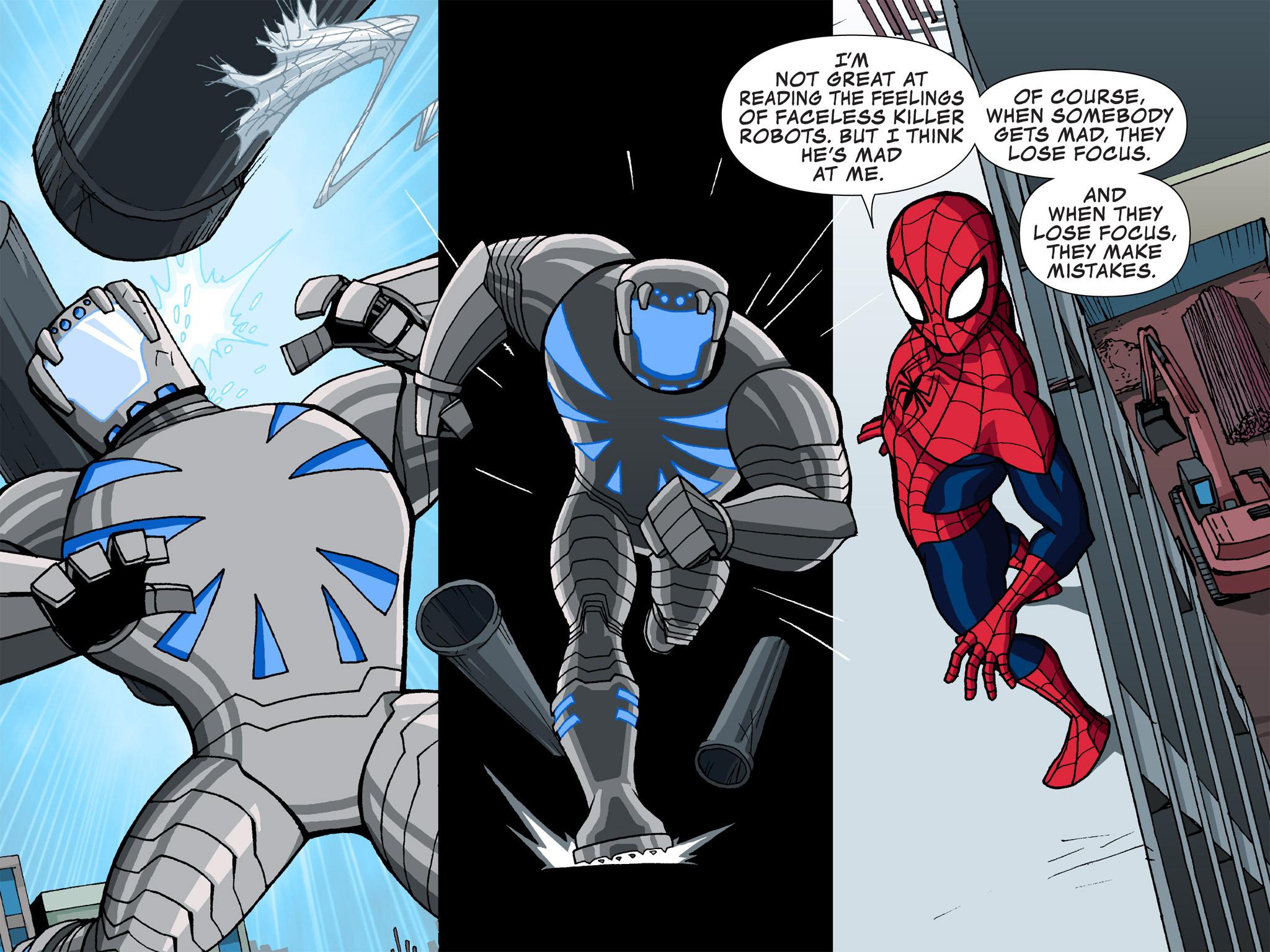 Read online Ultimate Spider-Man (Infinite Comics) (2015) comic -  Issue #3 - 39