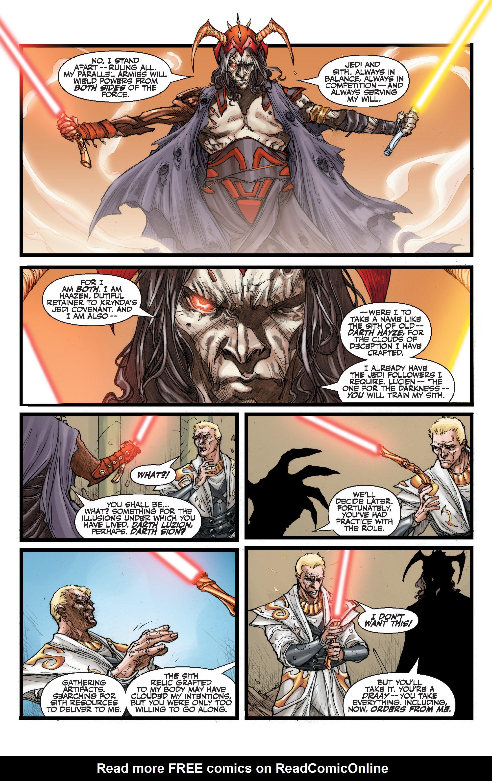 Read online Star Wars Omnibus comic -  Issue # Vol. 32 - 357