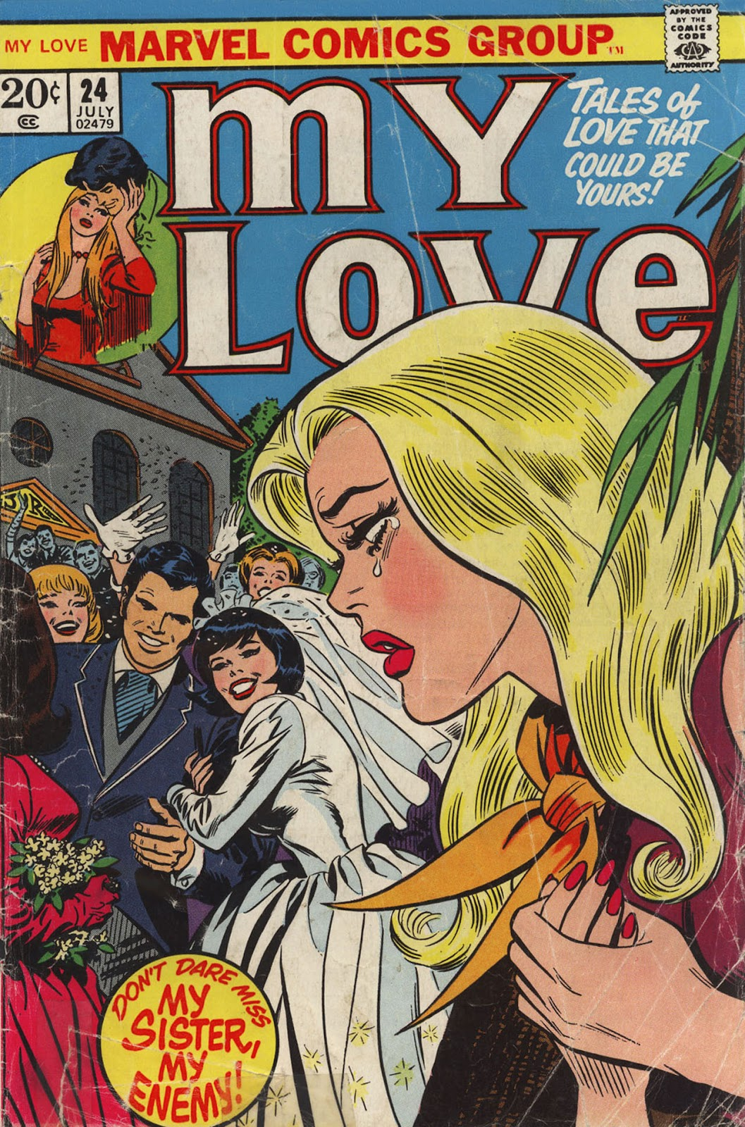 My Love (1969) issue 24 - Page 1