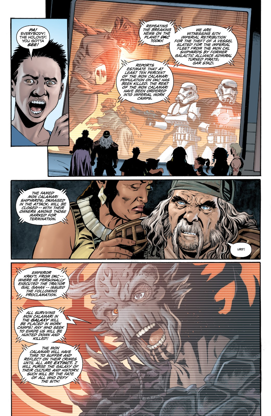 Read online Star Wars Legends: Legacy - Epic Collection comic -  Issue # TPB 2 (Part 2) - 32