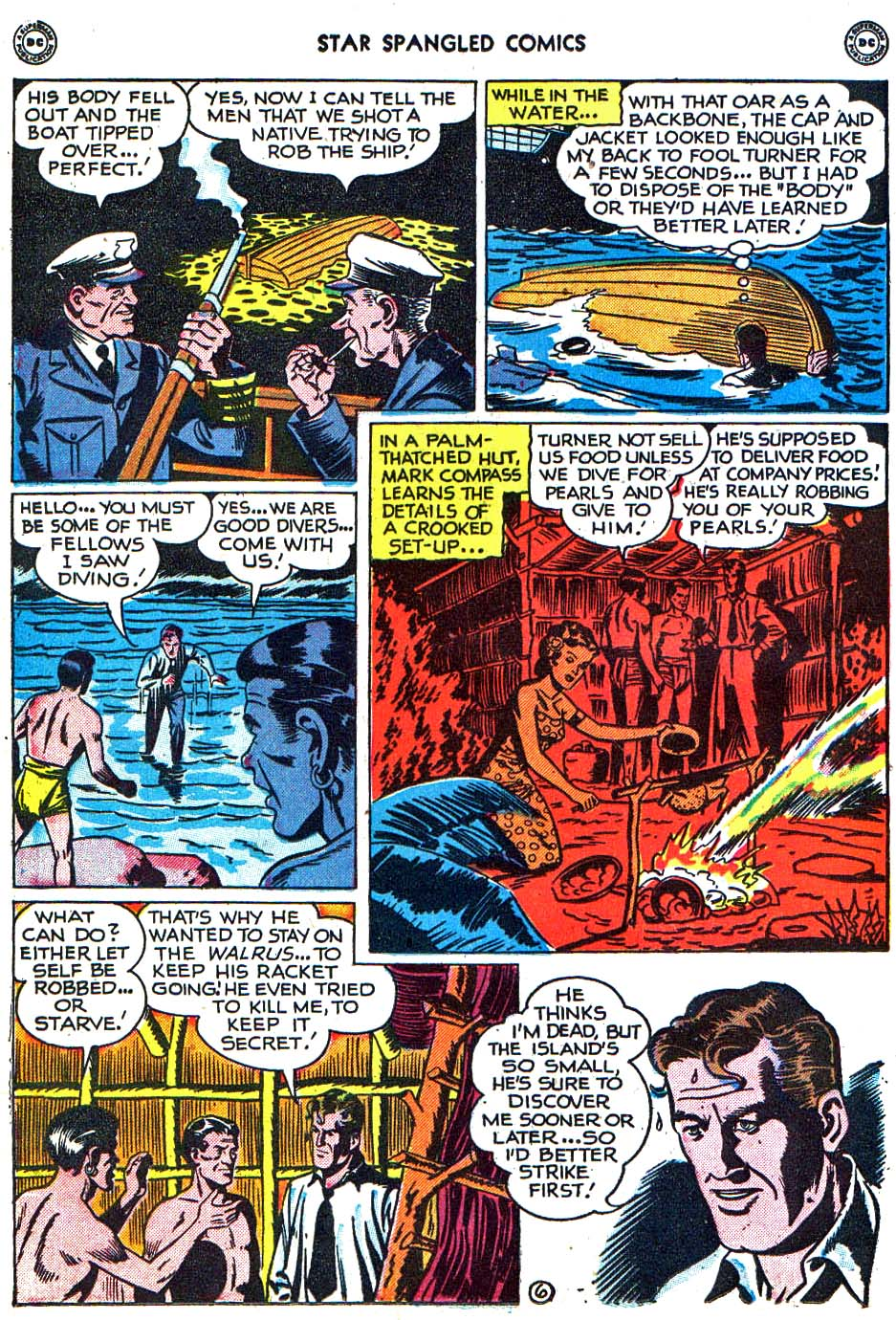 Star Spangled Comics (1941) issue 95 - Page 32