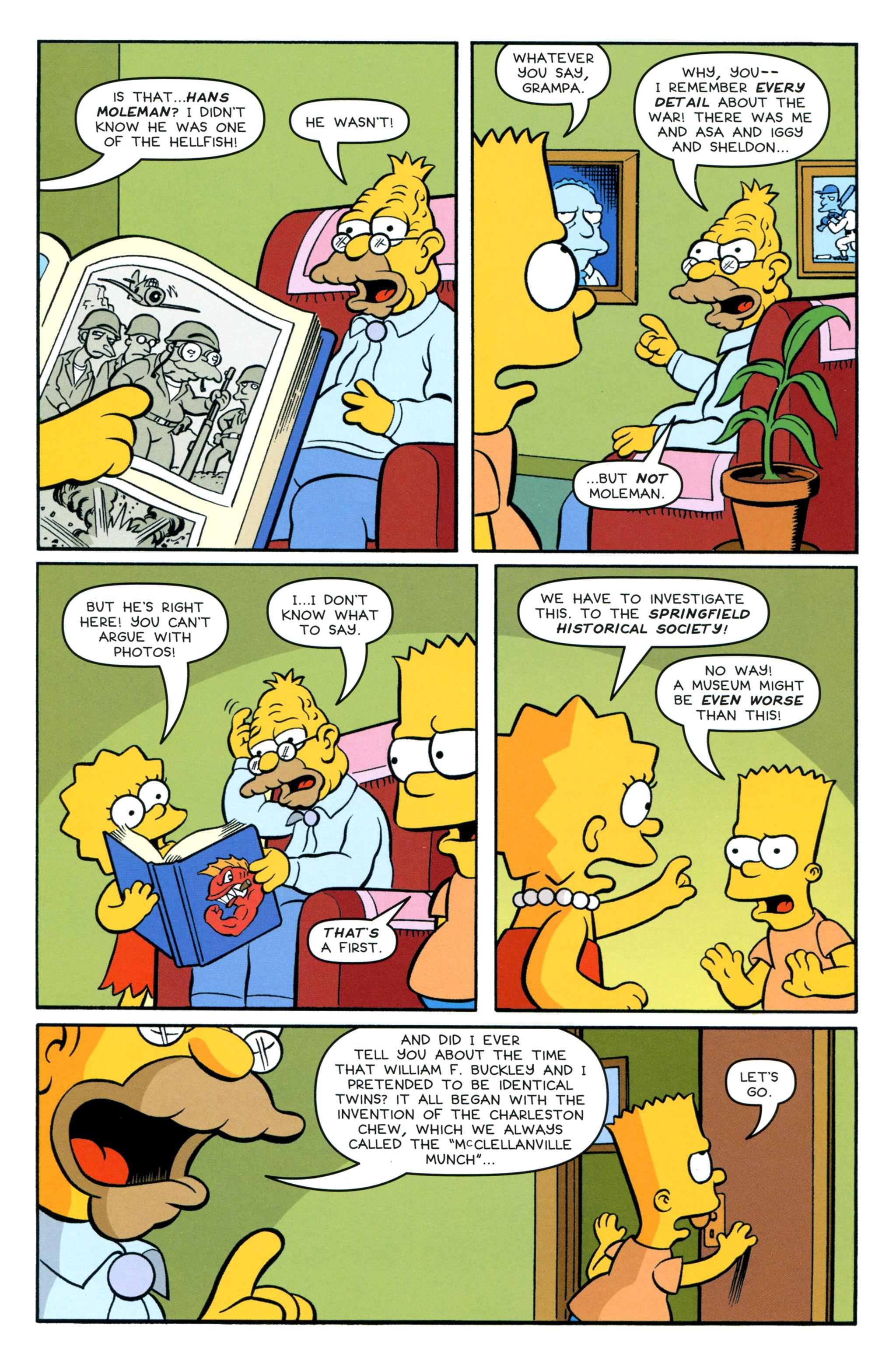 Read online Simpsons Comics Presents Bart Simpson comic -  Issue #90 - 4