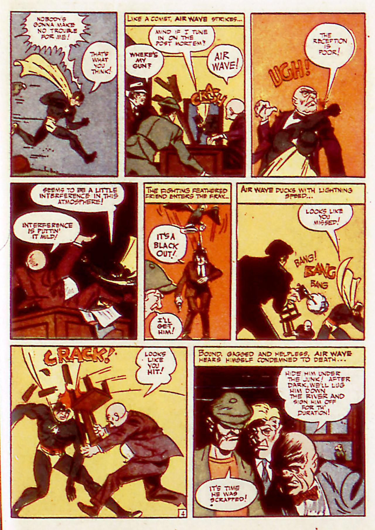 Read online Detective Comics (1937) comic -  Issue #71 - 53