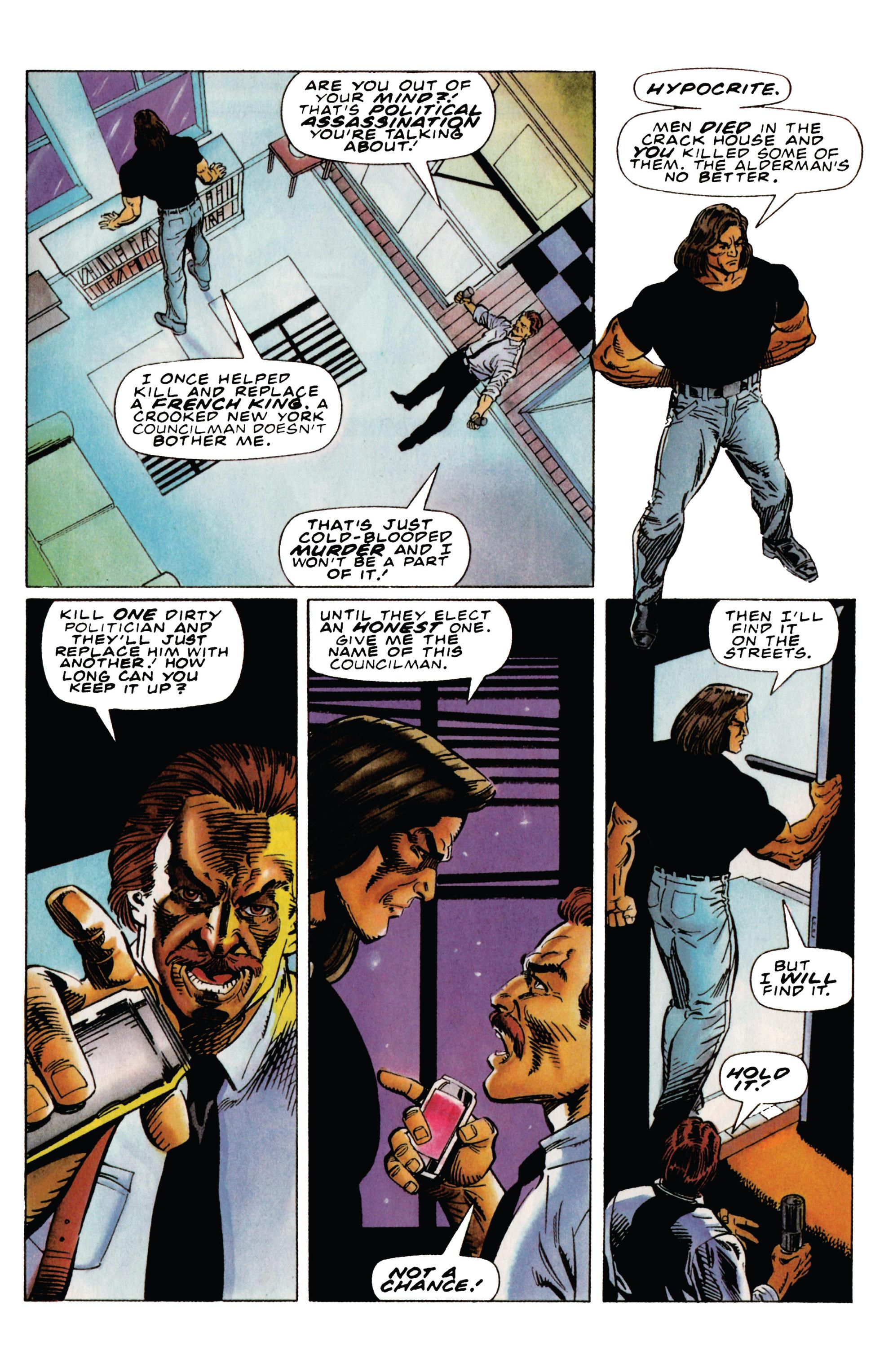 Read online Eternal Warrior (1992) comic -  Issue #29 - 13