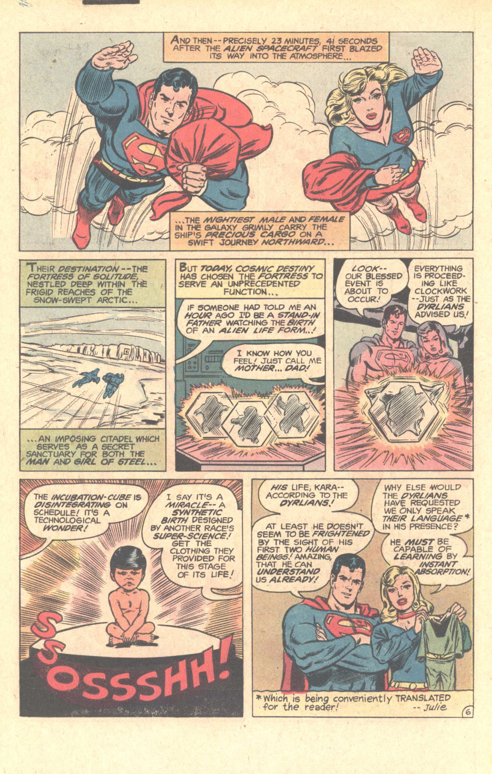 Read online Action Comics (1938) comic -  Issue #502 - 10
