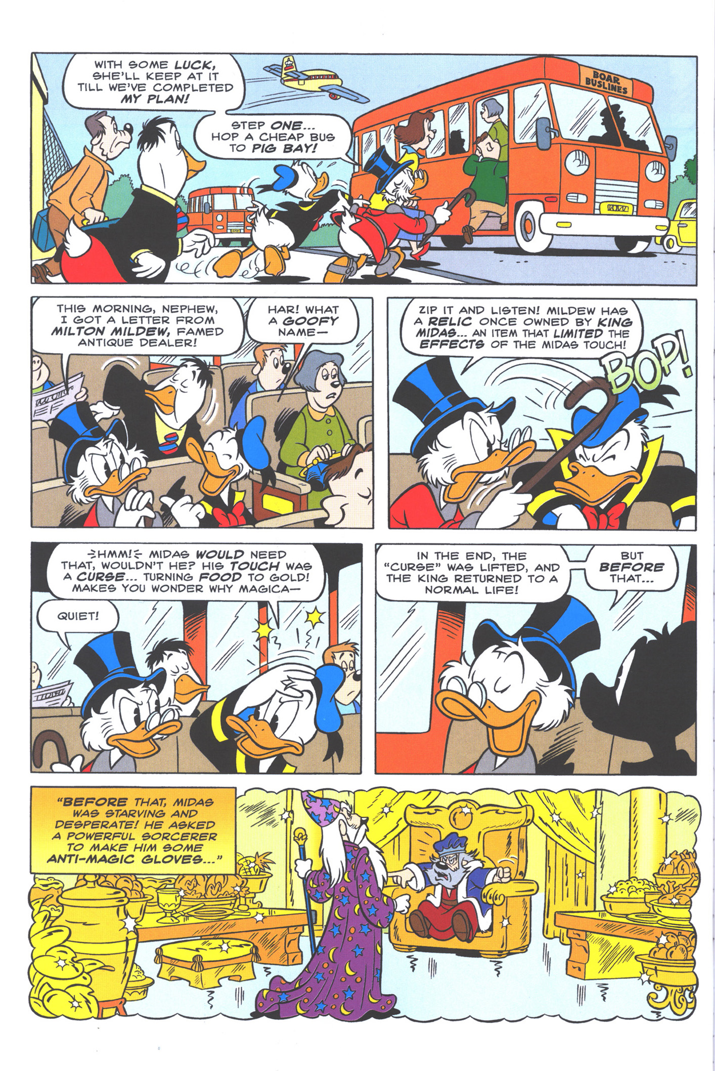 Read online Uncle Scrooge (1953) comic -  Issue #371 - 24