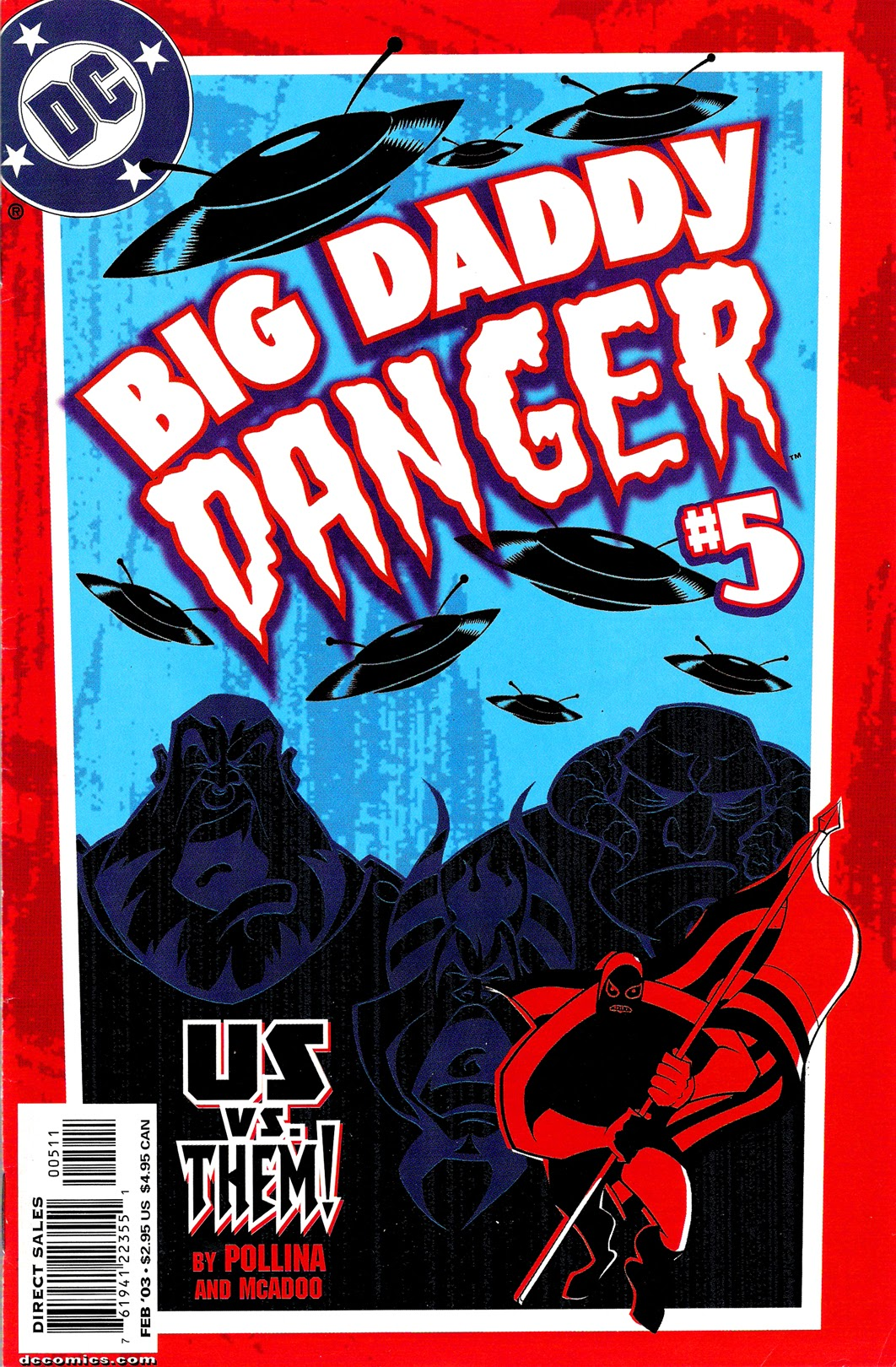 Big Daddy Danger 5 Page 1