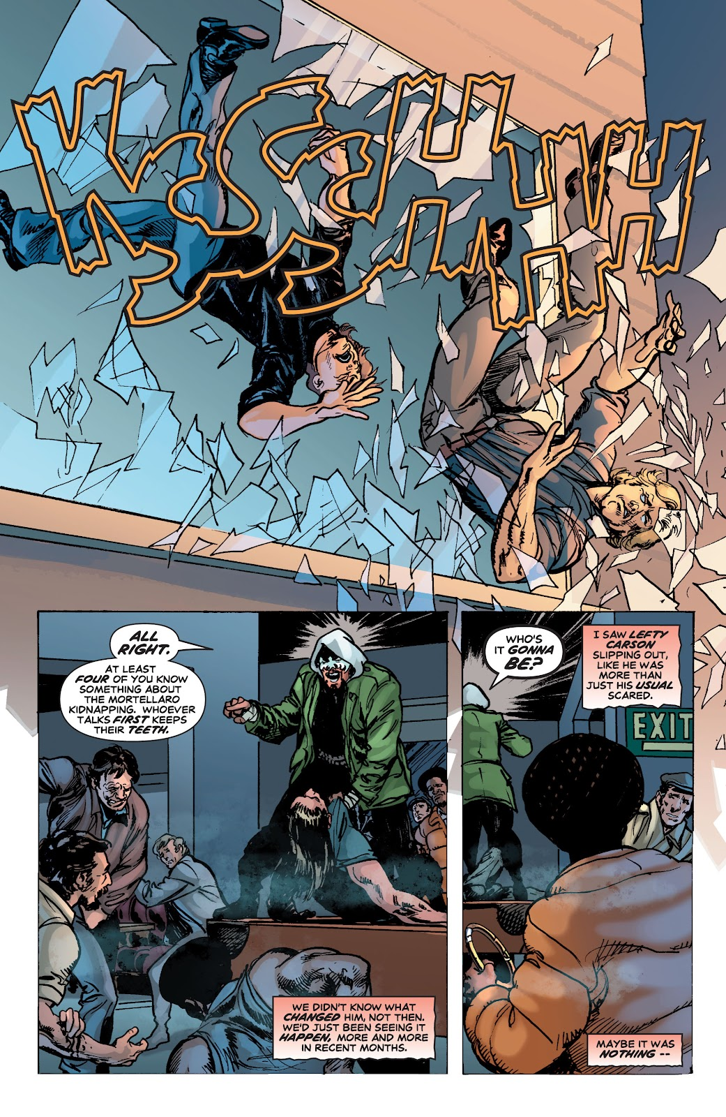 Astro City: Dark Age/Book Two Issue #1 #1 - English 18