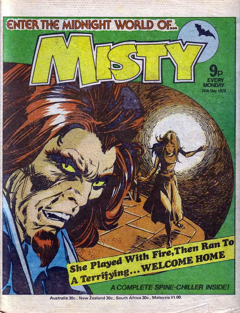Misty (1978) 68 Page 1