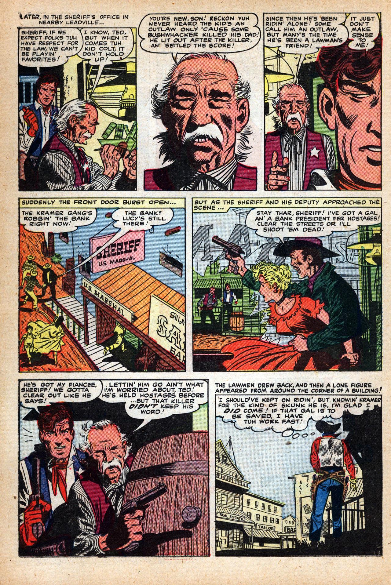 Read online Two-Gun Kid comic -  Issue #14 - 22