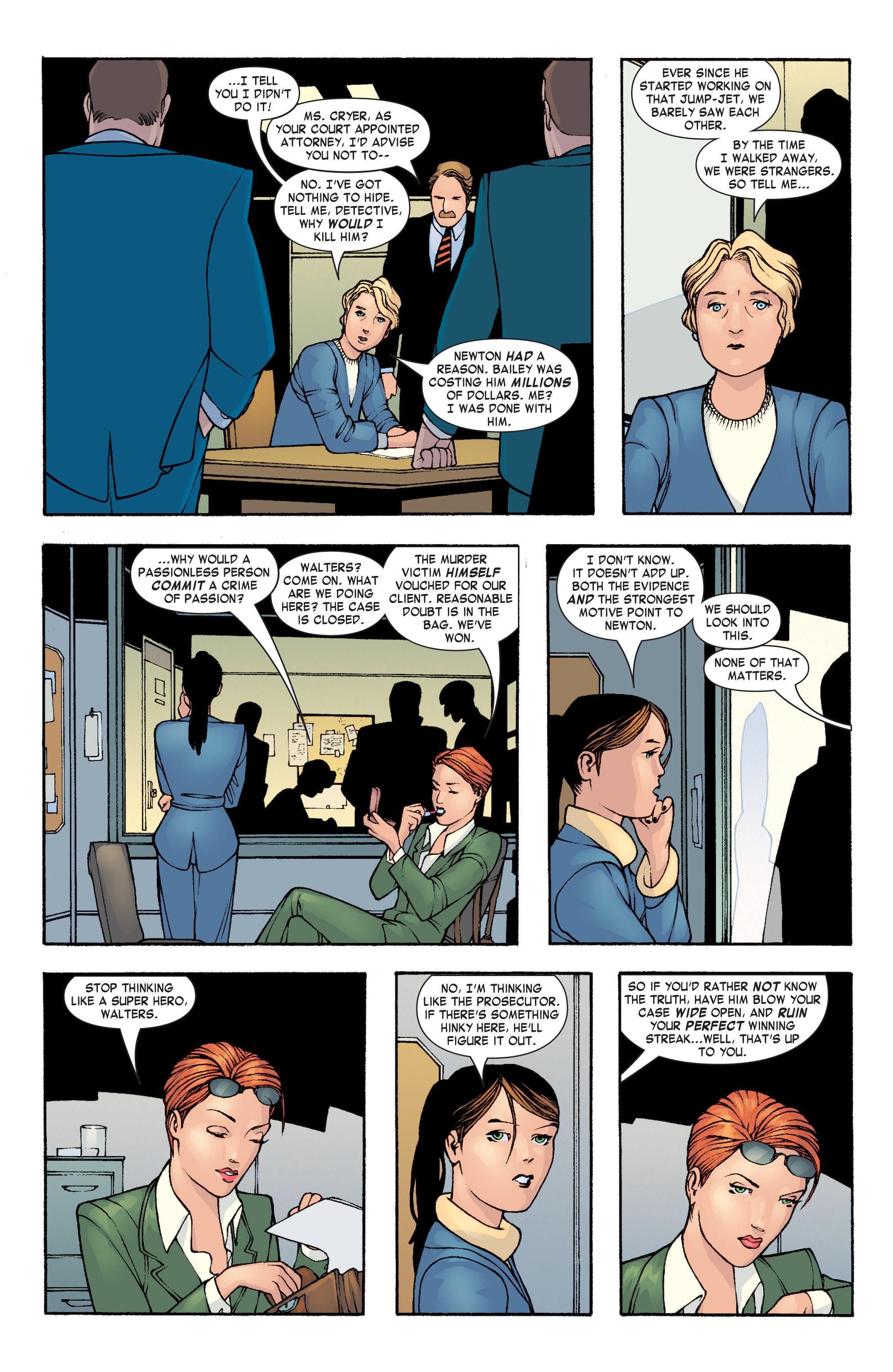 Read online She-Hulk (2004) comic -  Issue #3 - 17