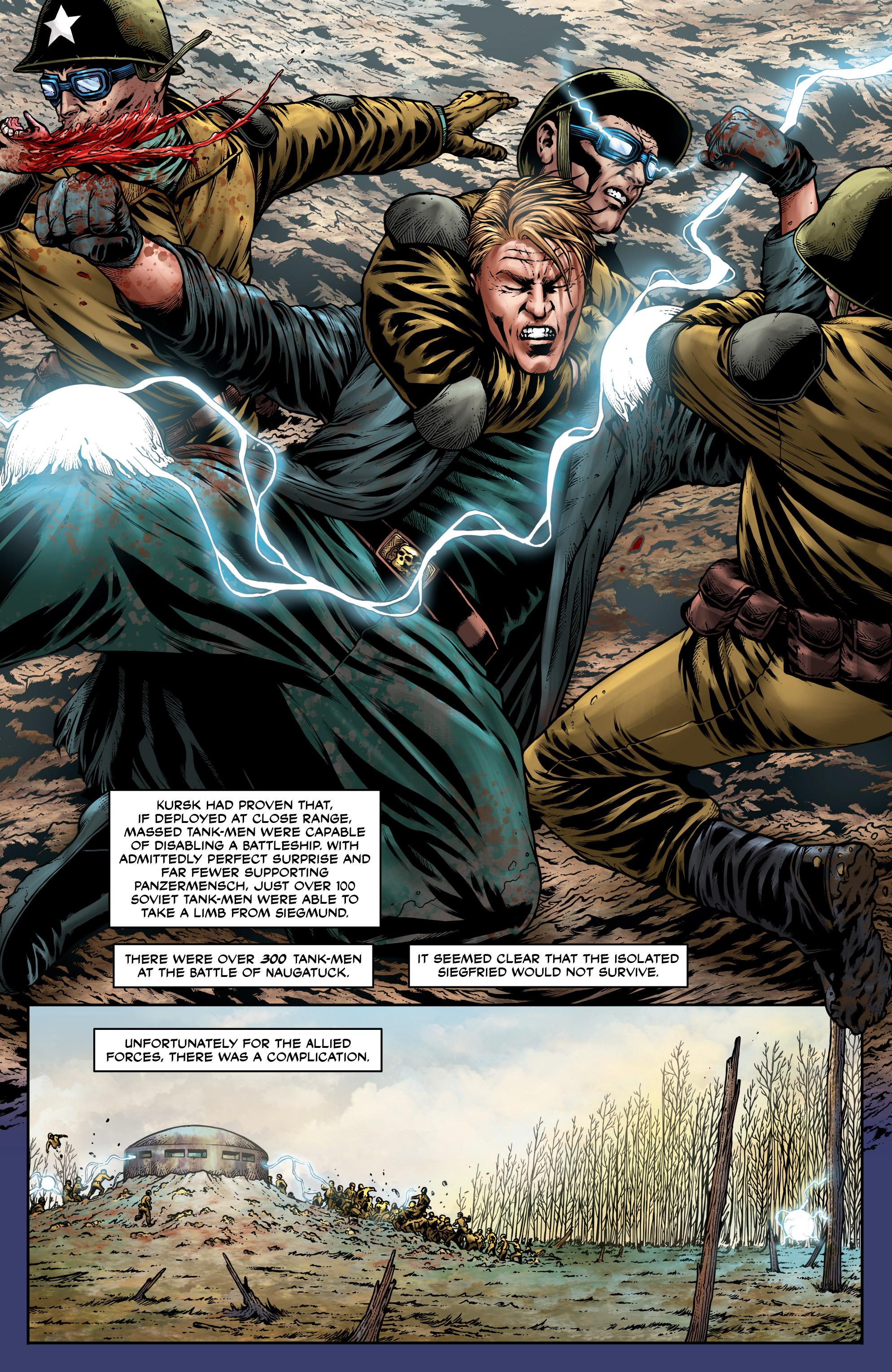 Read online Uber: Invasion comic -  Issue #3 - 13