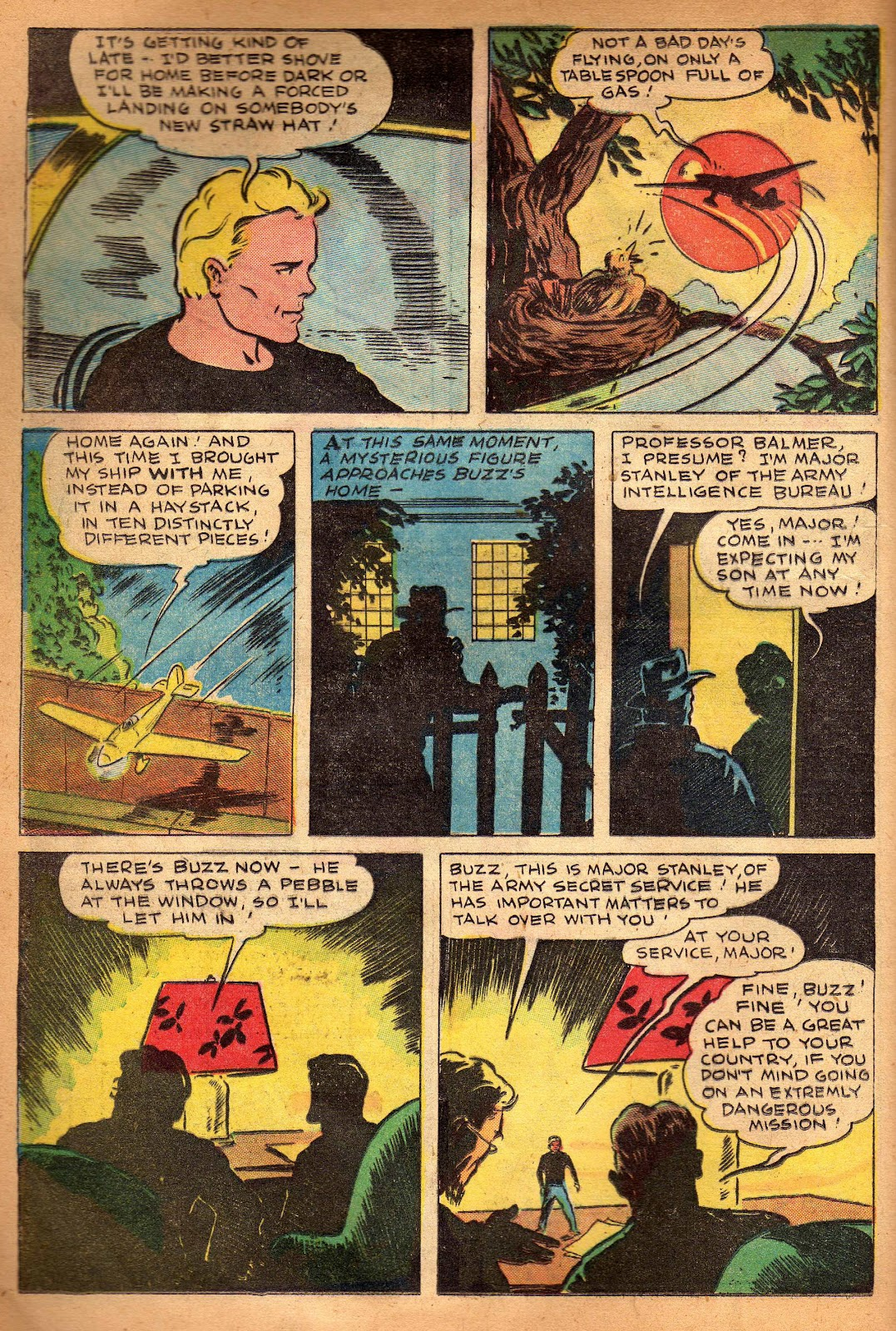 Bang-Up Comics issue 1 - Page 37