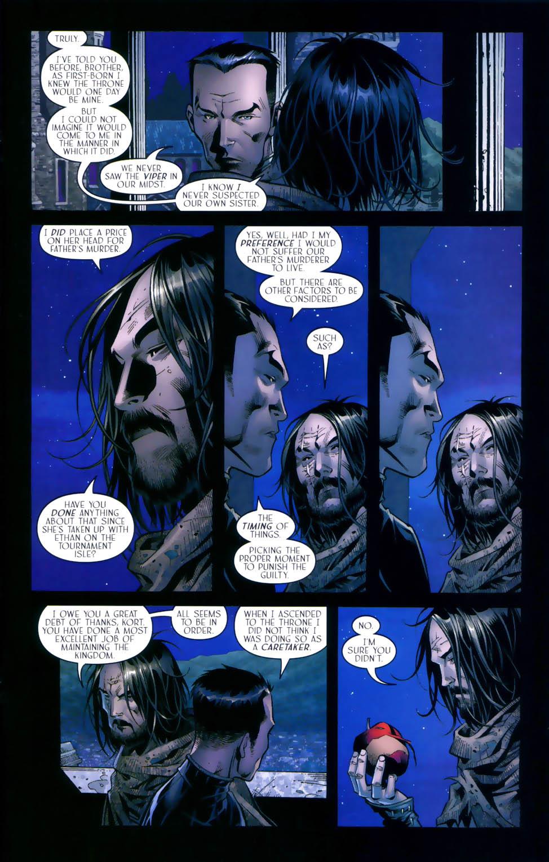 Read online Scion comic -  Issue #31 - 16