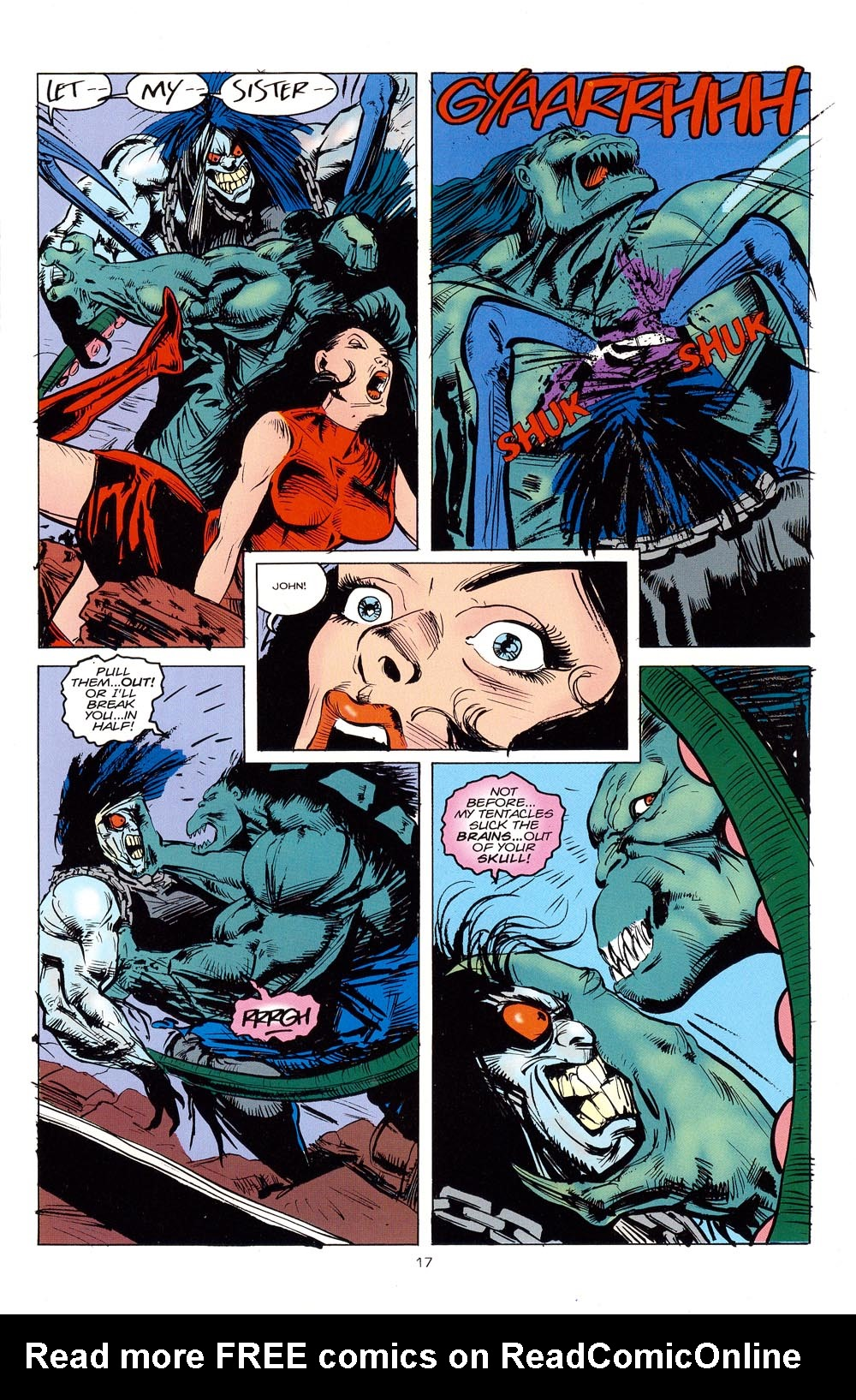 Read online 2099 Unlimited comic -  Issue #5 - 16