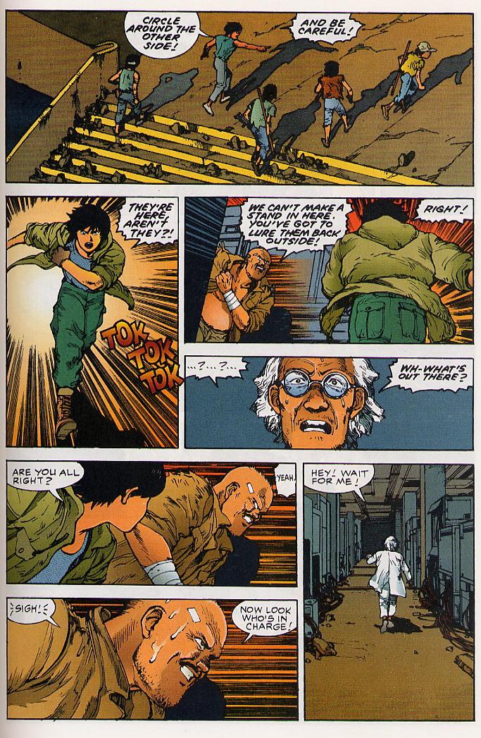 Read online Akira comic -  Issue #25 - 54