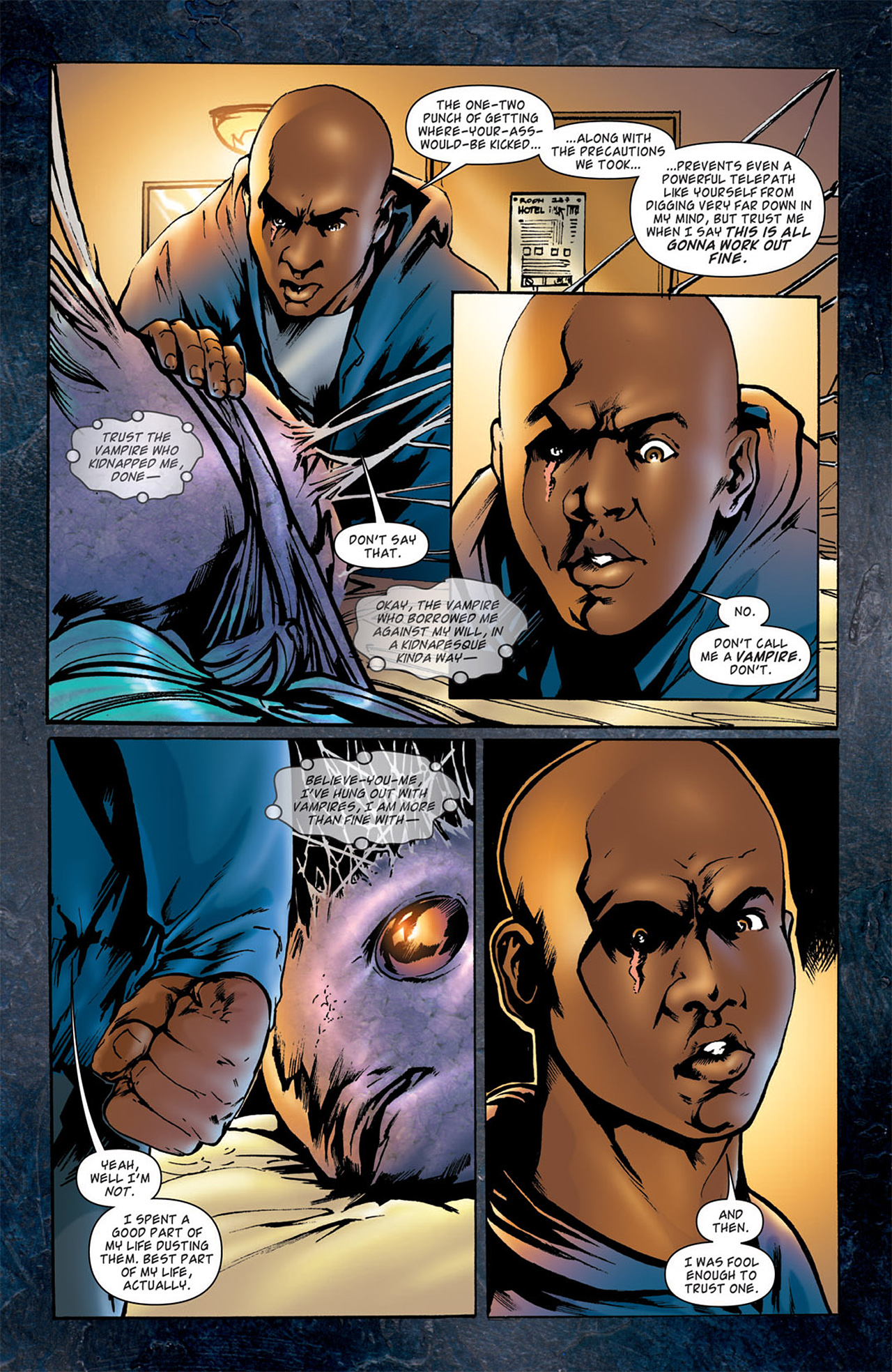 Read online Angel: After The Fall comic -  Issue #2 - 13