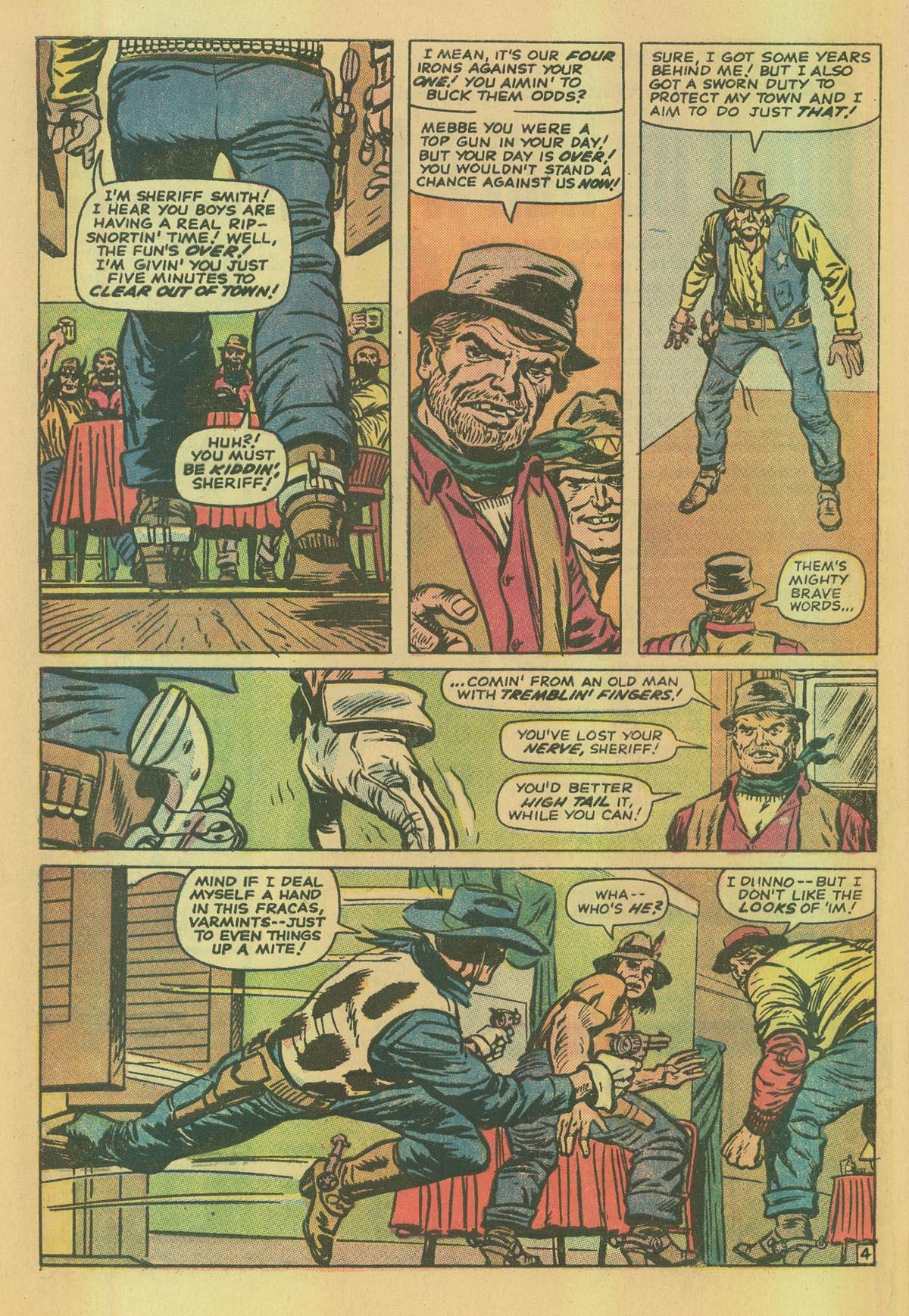 Read online Two-Gun Kid comic -  Issue #114 - 8