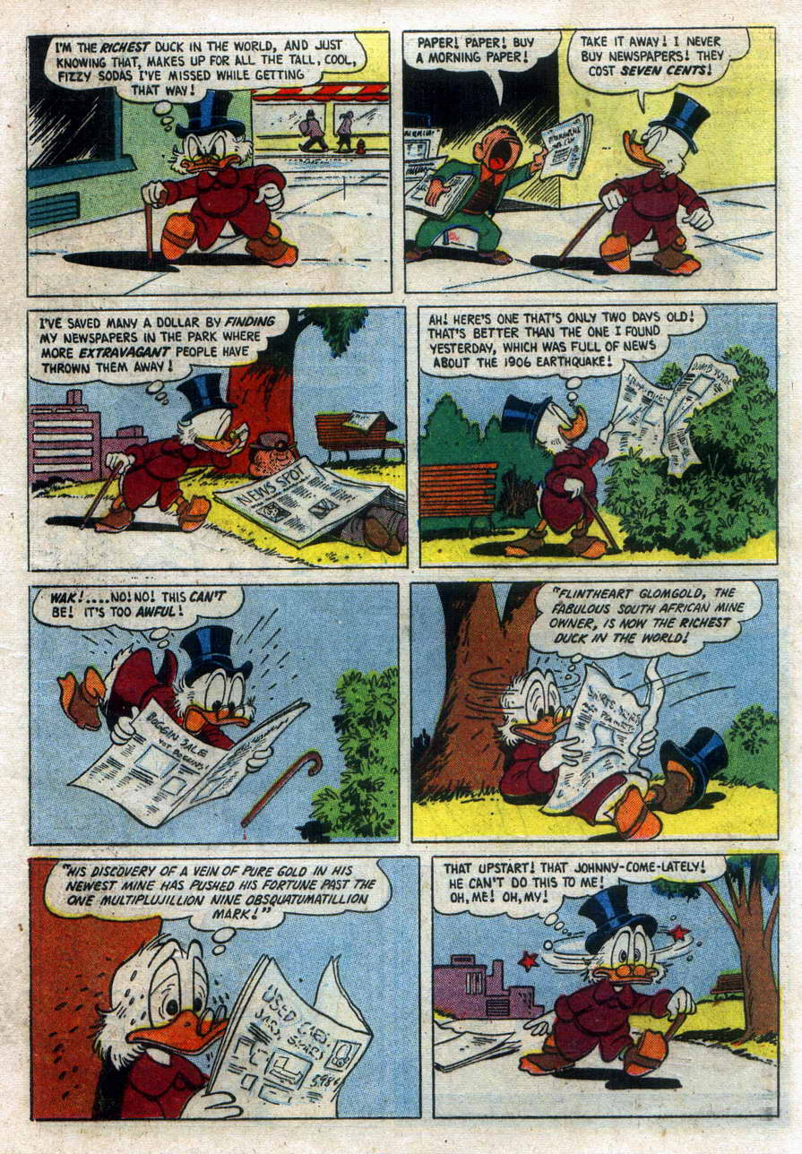 Read online Uncle Scrooge (1953) comic -  Issue #15 - 5