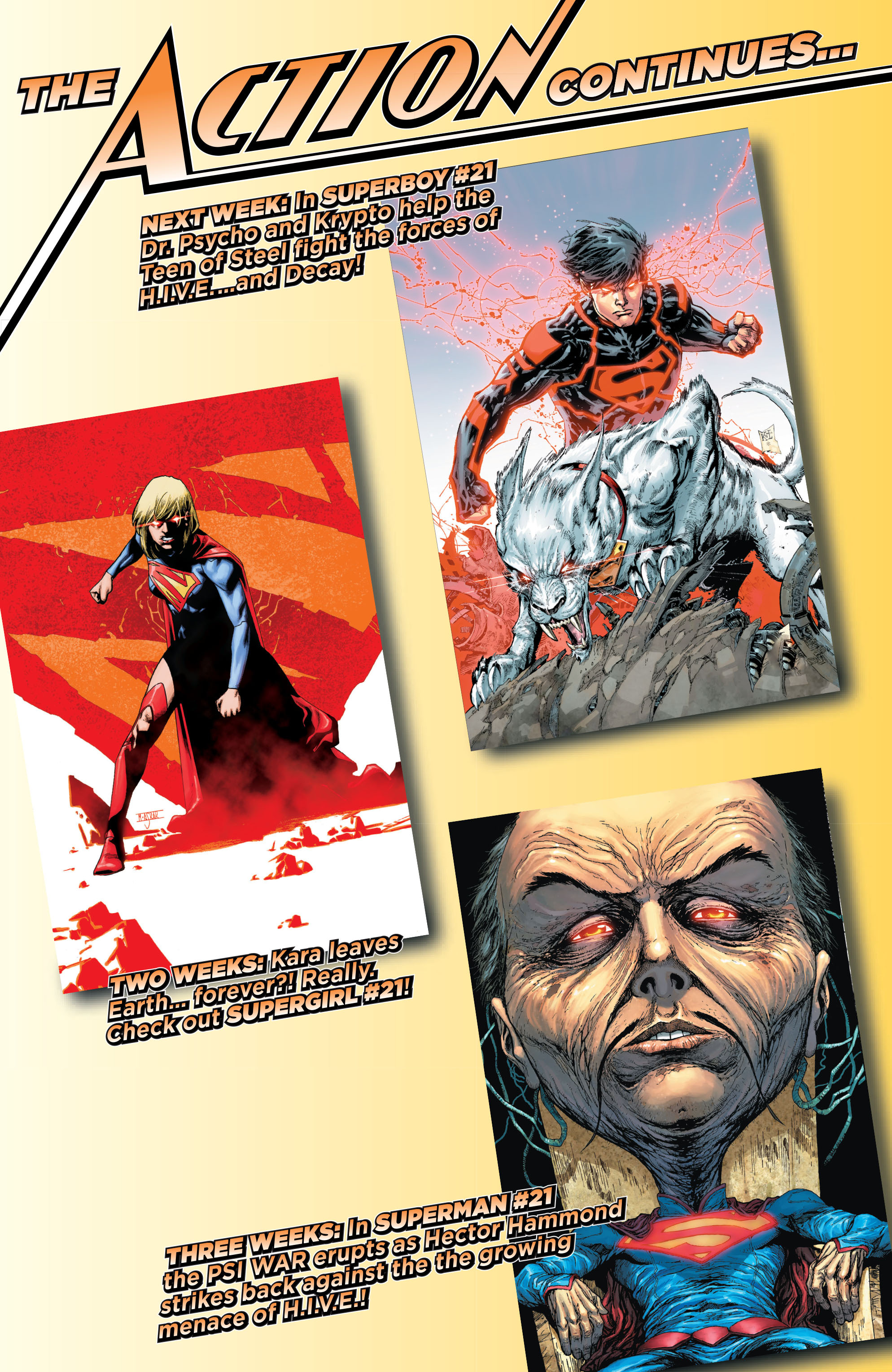 Read online Action Comics (2011) comic -  Issue #21 - 27