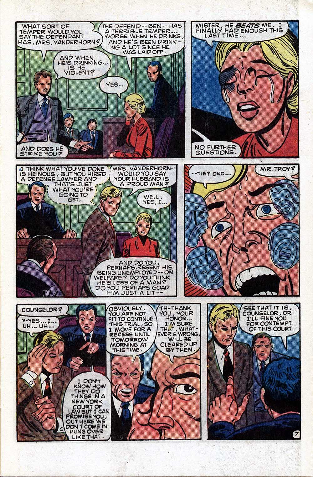 Read online The Fly (1983) comic -  Issue #4 - 9